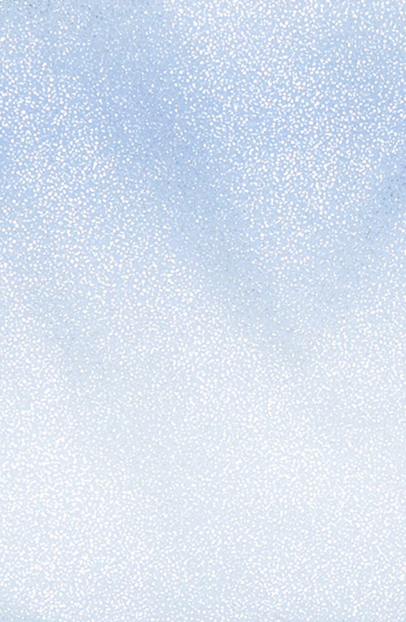 Two-Piece Racerback Swimsuit,                             Alternate thumbnail 4, color,                             BLUE HAZE OMBRE