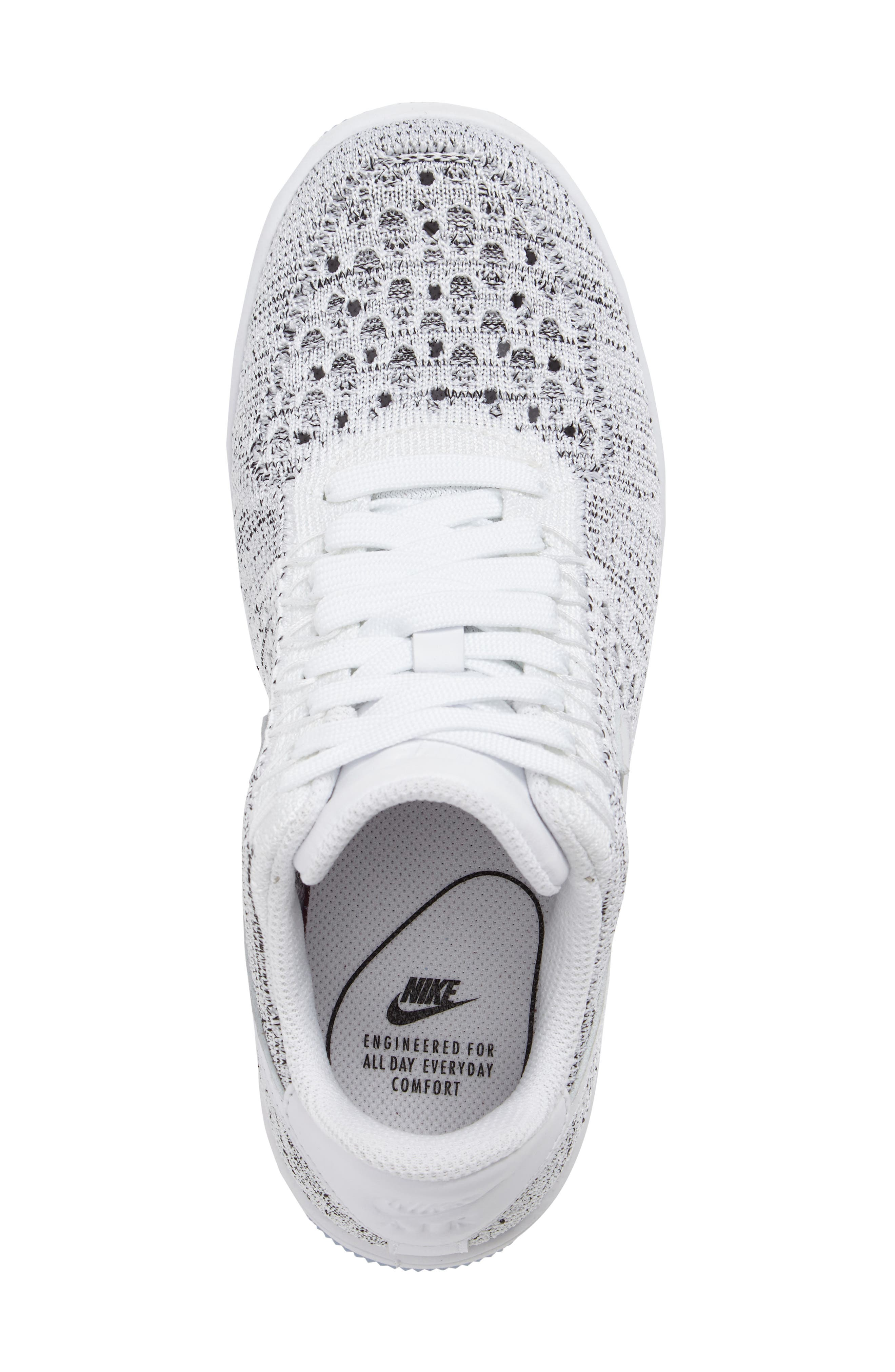 'Air Force 1 Flyknit Low' Sneaker,                             Alternate thumbnail 31, color,