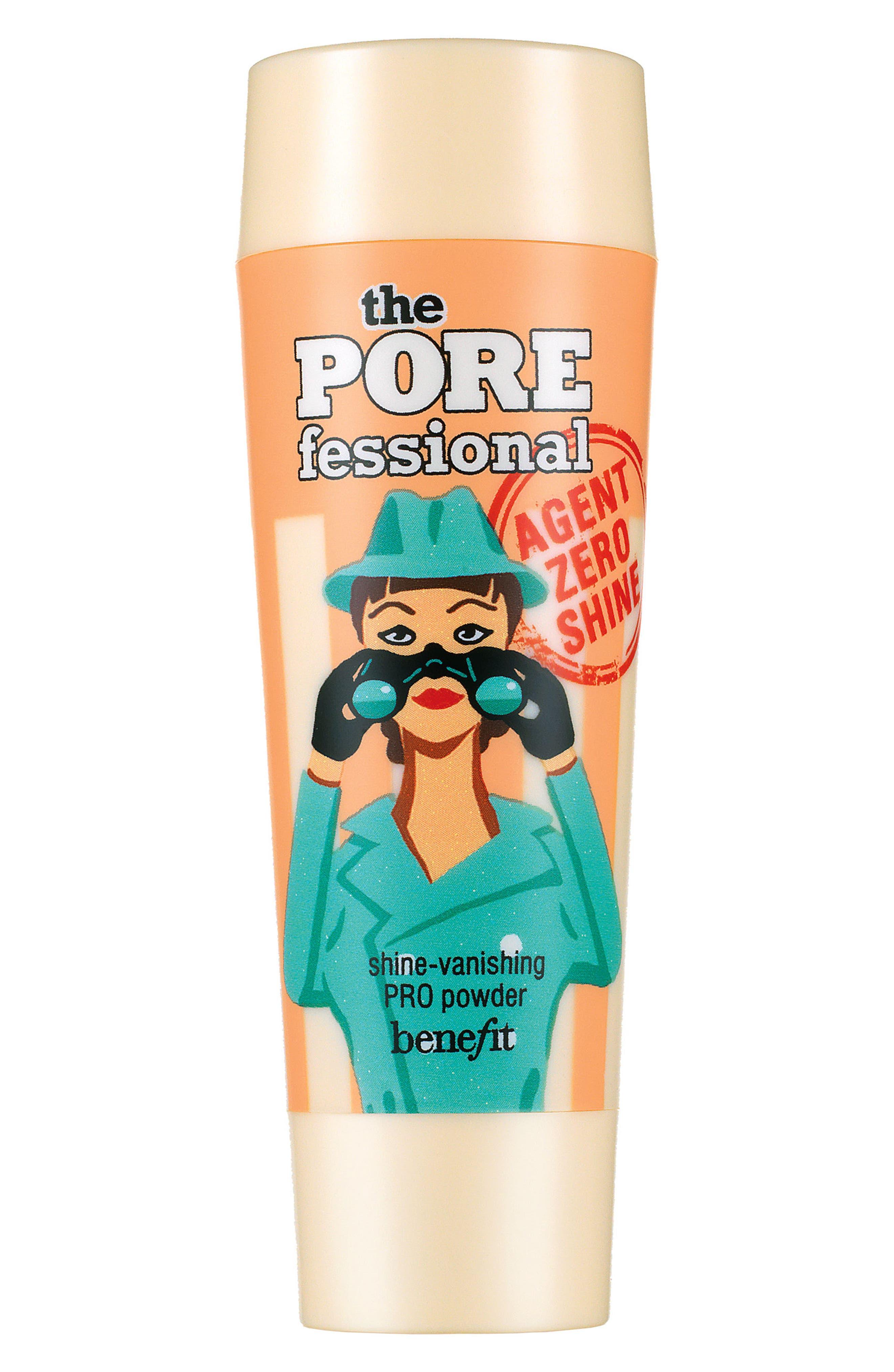 Benefit The POREfessional Agent Zero Shine Control Powder,                             Alternate thumbnail 2, color,                             NO COLOR