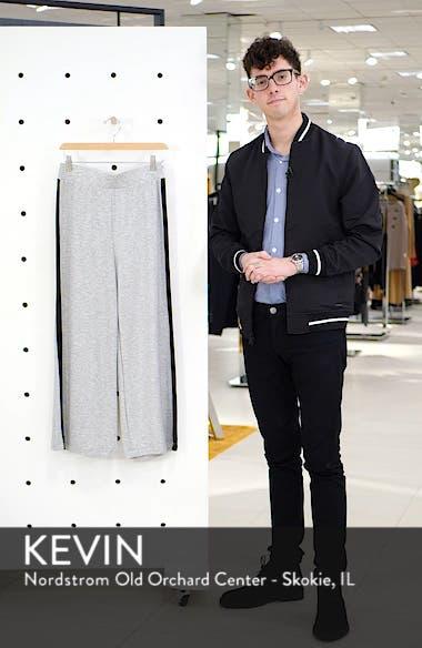 Sporty Wide Leg Crop Pants, sales video thumbnail