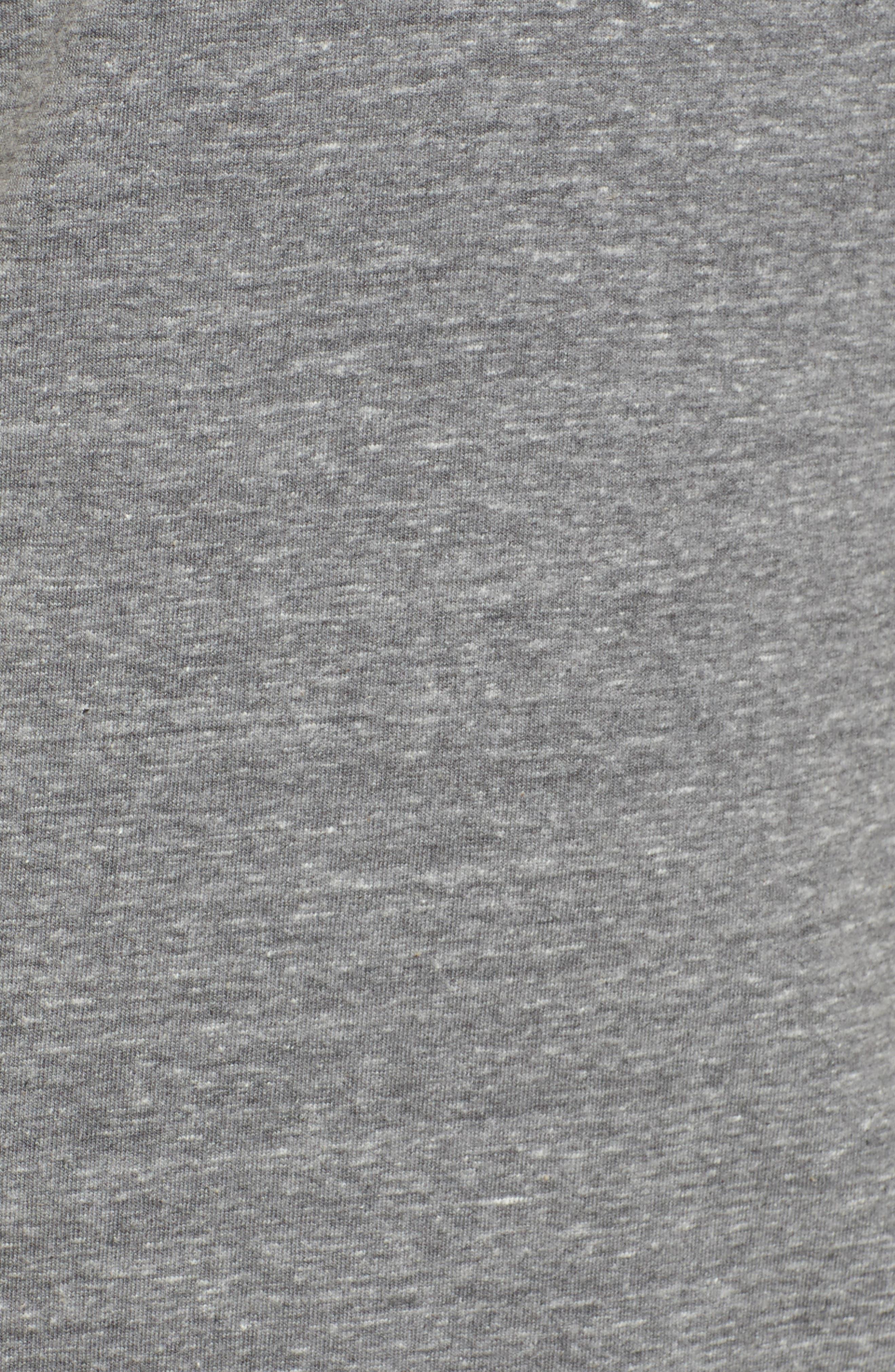 T-Shirt Dress,                             Alternate thumbnail 5, color,                             036