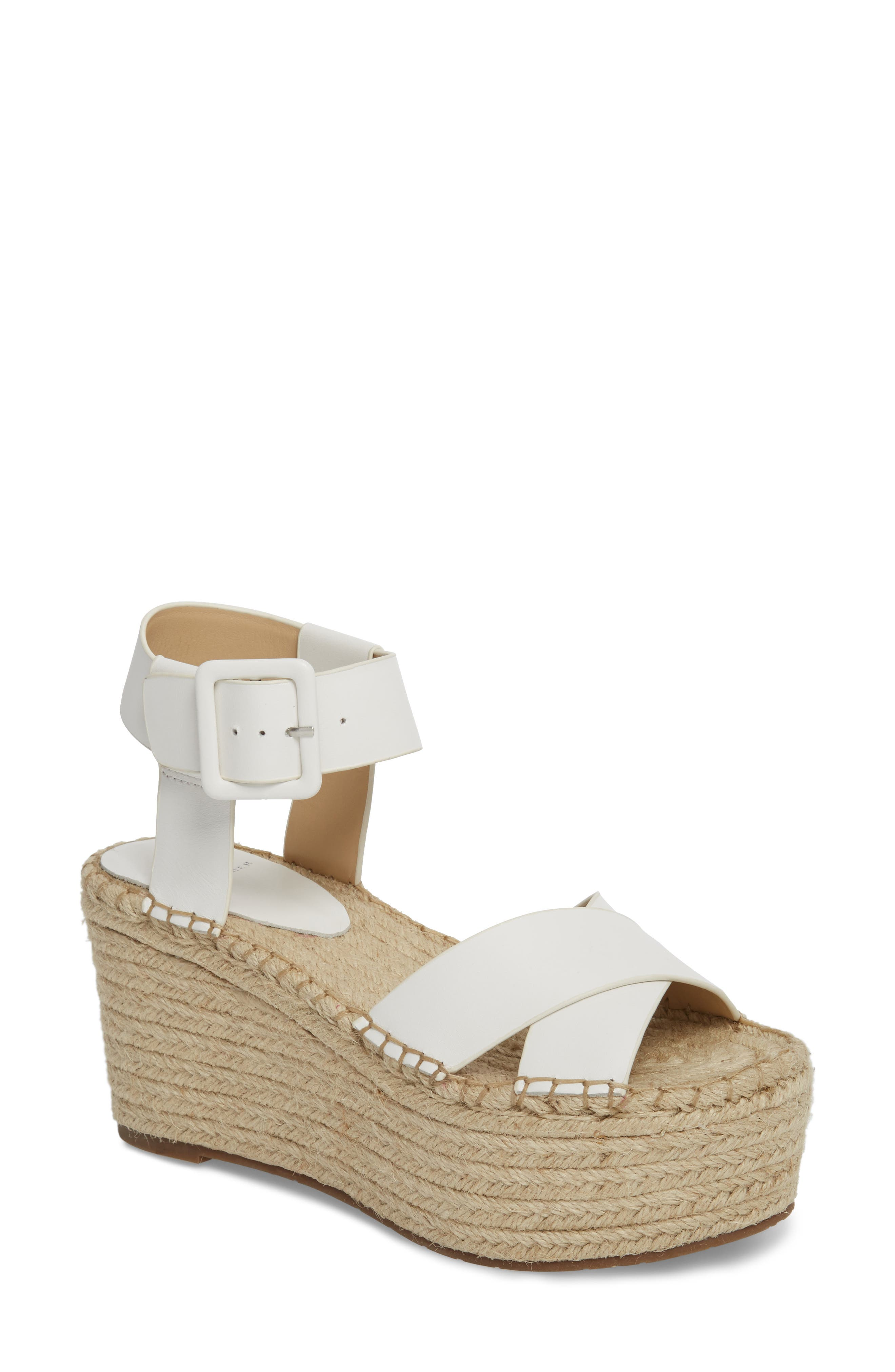 'Randall' Platform Wedge,                         Main,                         color, 112
