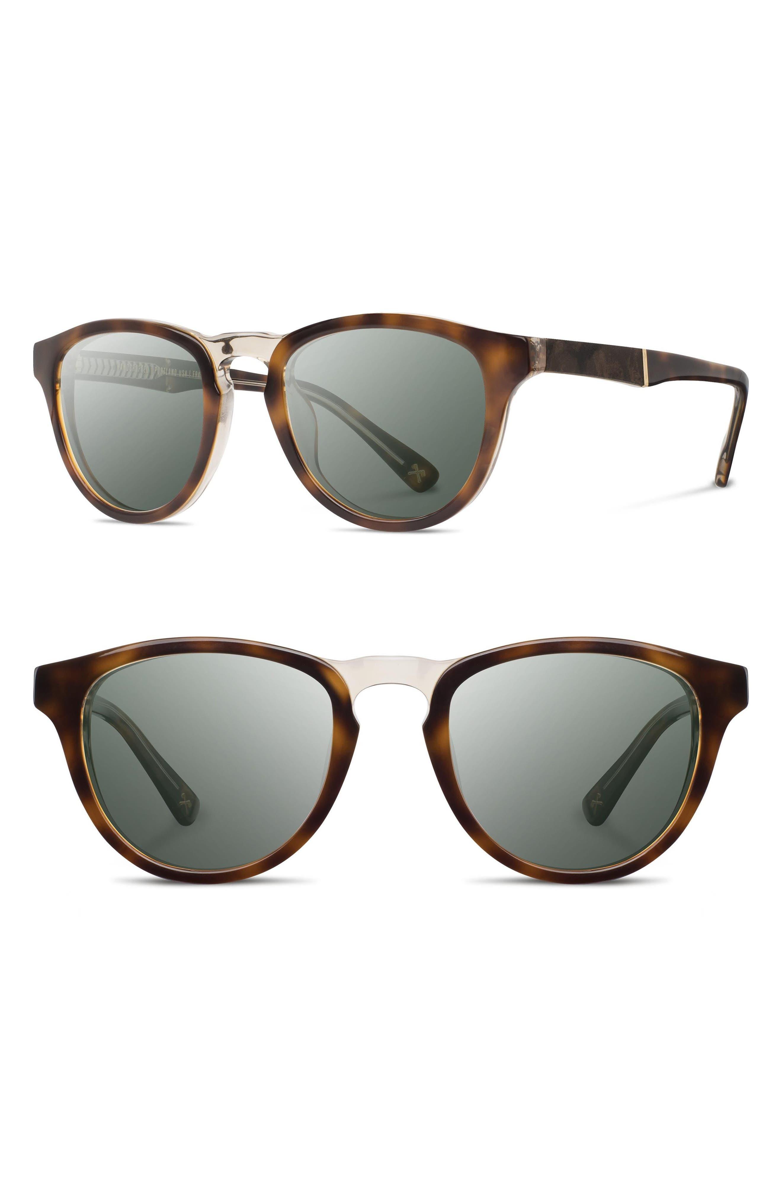 'Francis' 49mm Polarized Sunglasses,                             Main thumbnail 9, color,