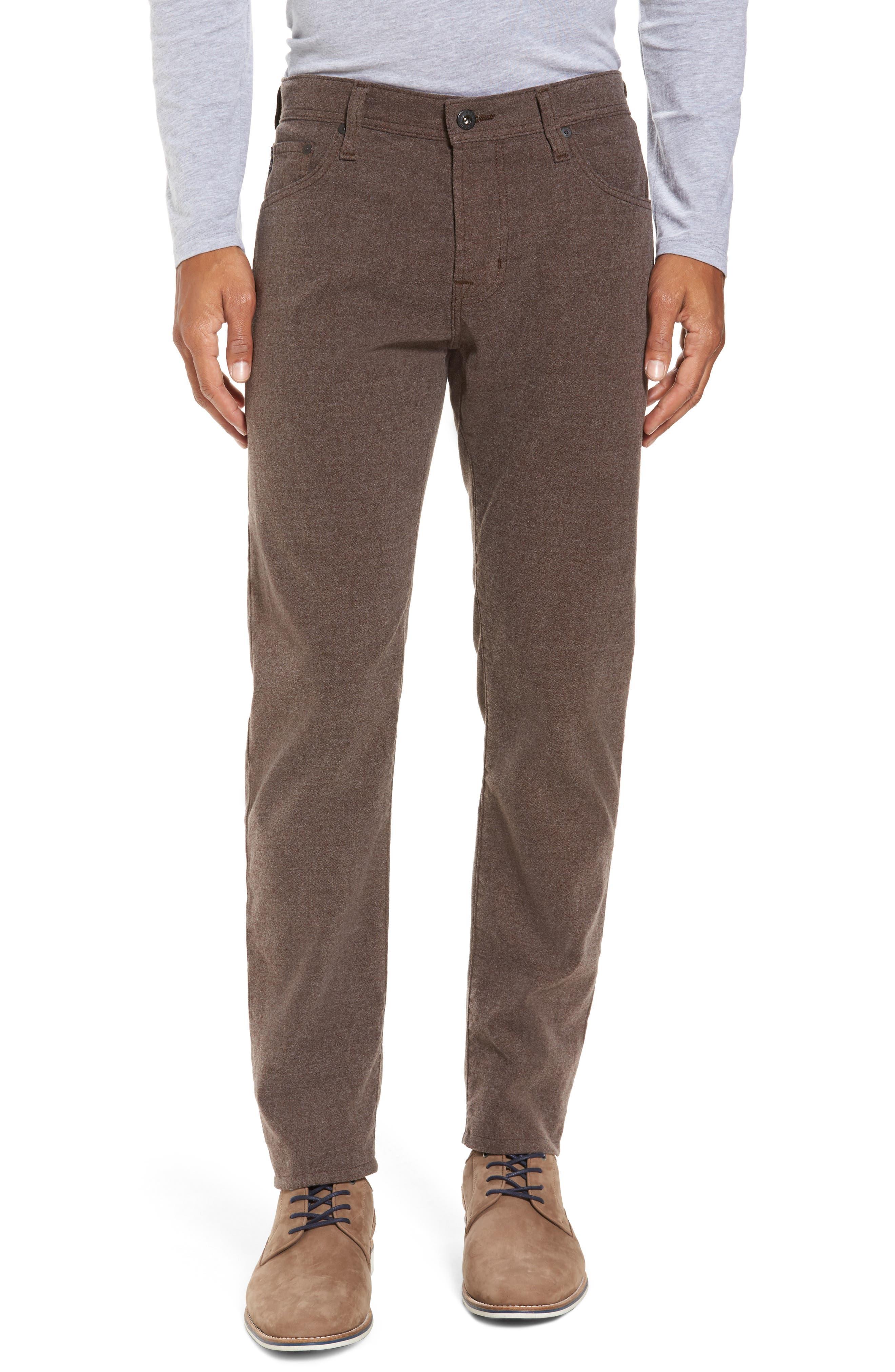Tellis Slim Fit Five-Pocket Pants,                             Main thumbnail 2, color,