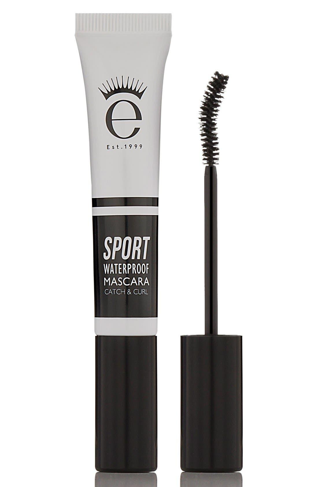 Sport Waterproof Mascara Catch & Curl,                         Main,                         color, BLACK