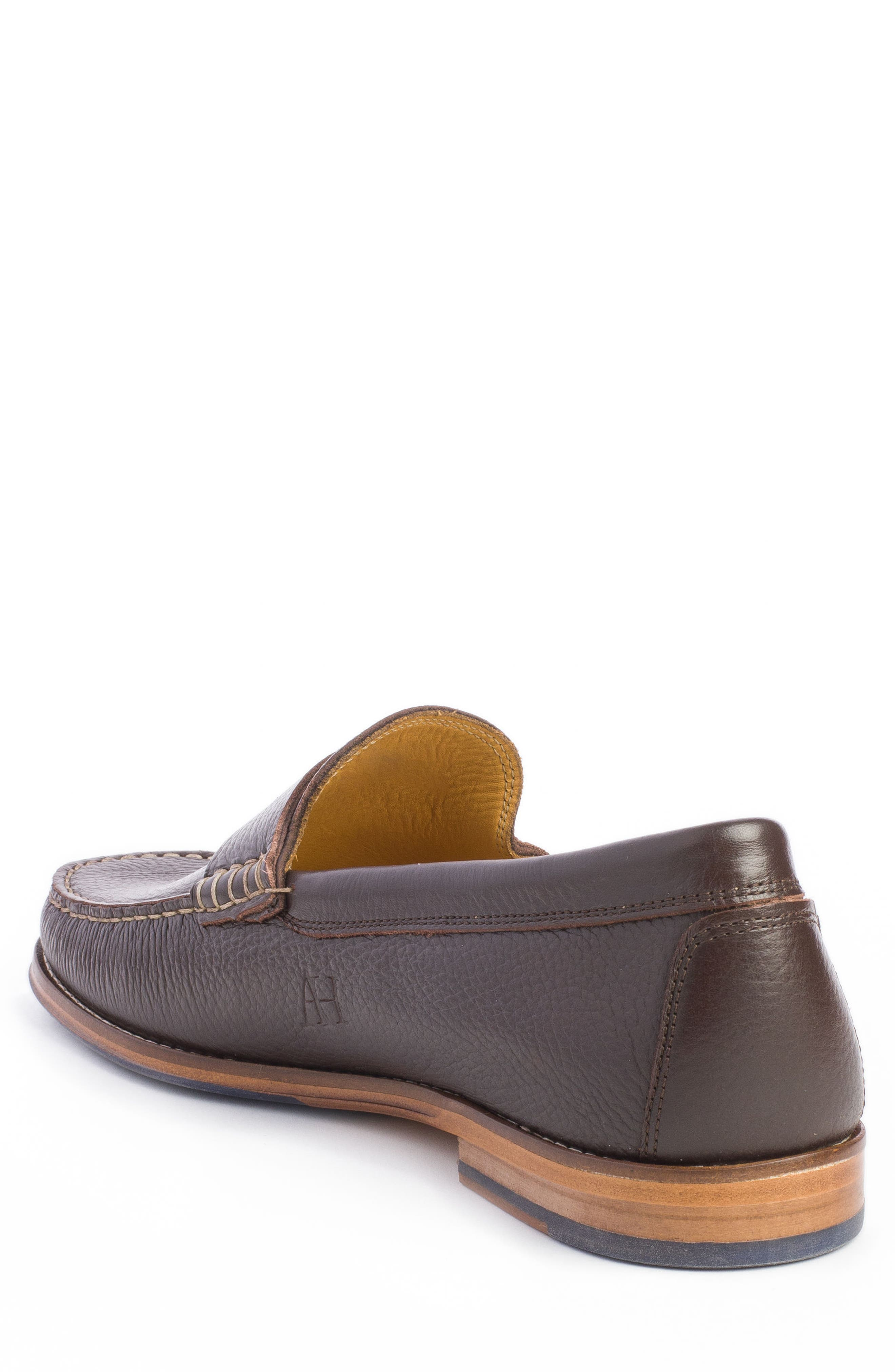 Ripleys Penny Loafer,                             Alternate thumbnail 2, color,                             BROWN