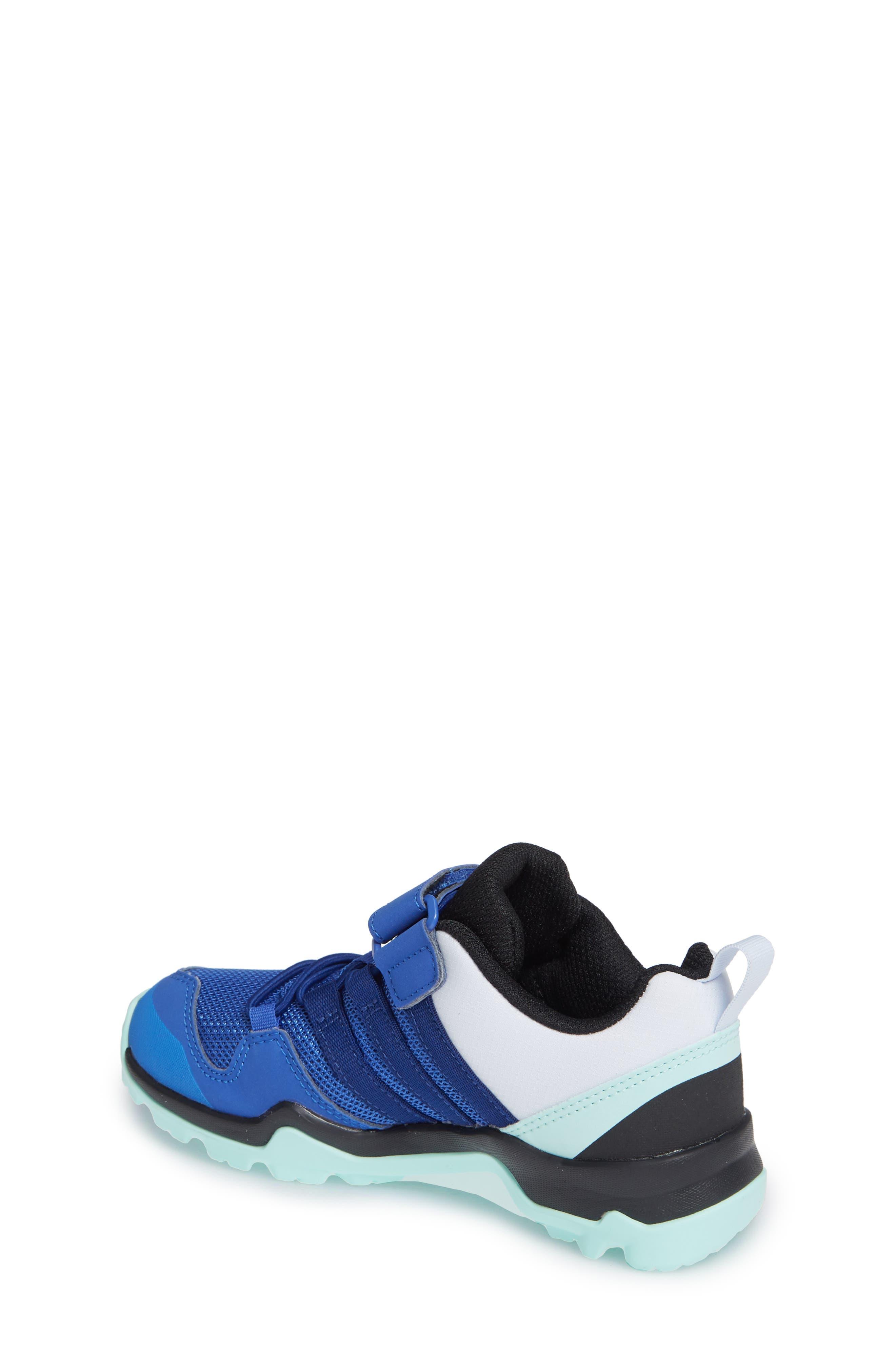 Terrex AX2R Sneaker,                             Alternate thumbnail 2, color,                             HI-RES BLUE/ MYSTERY INK/ MINT