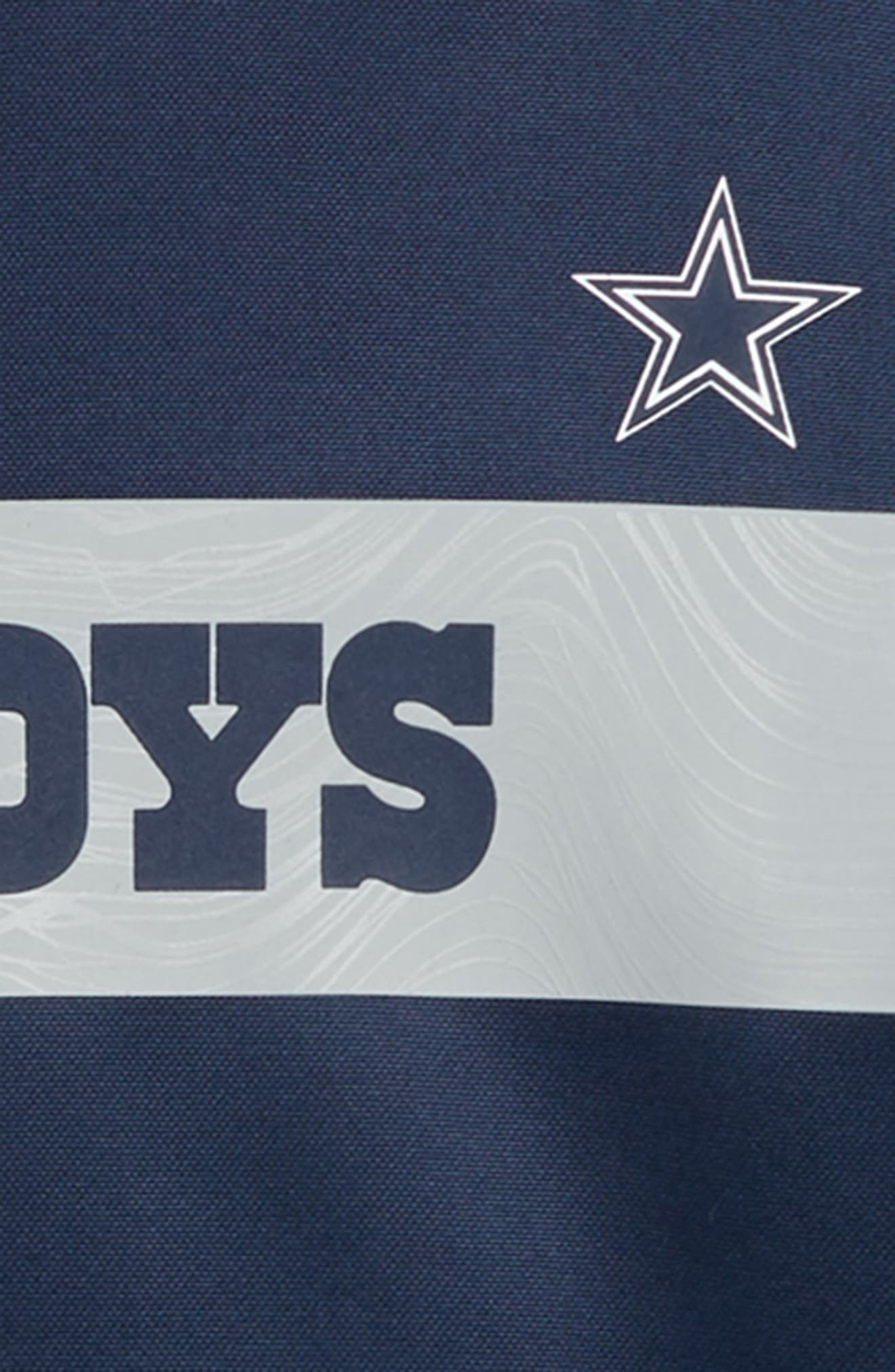 DALLAS COWBOYS,                             Nike NFL Dallas Cowboys Therma Pullover Hoodie,                             Alternate thumbnail 2, color,                             410