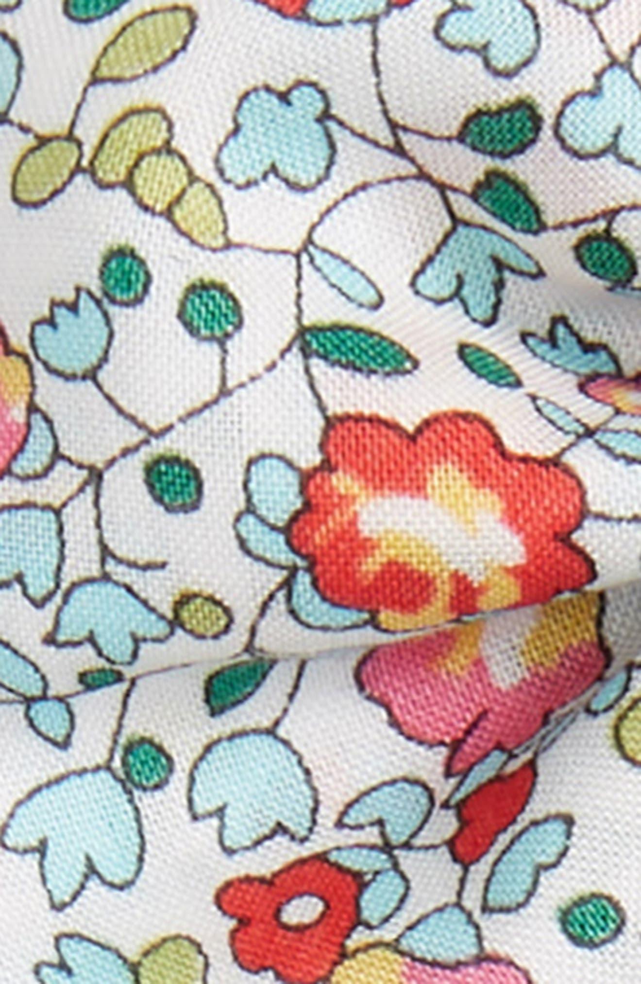 4-Piece Bows Hair Clip Set,                             Alternate thumbnail 3, color,