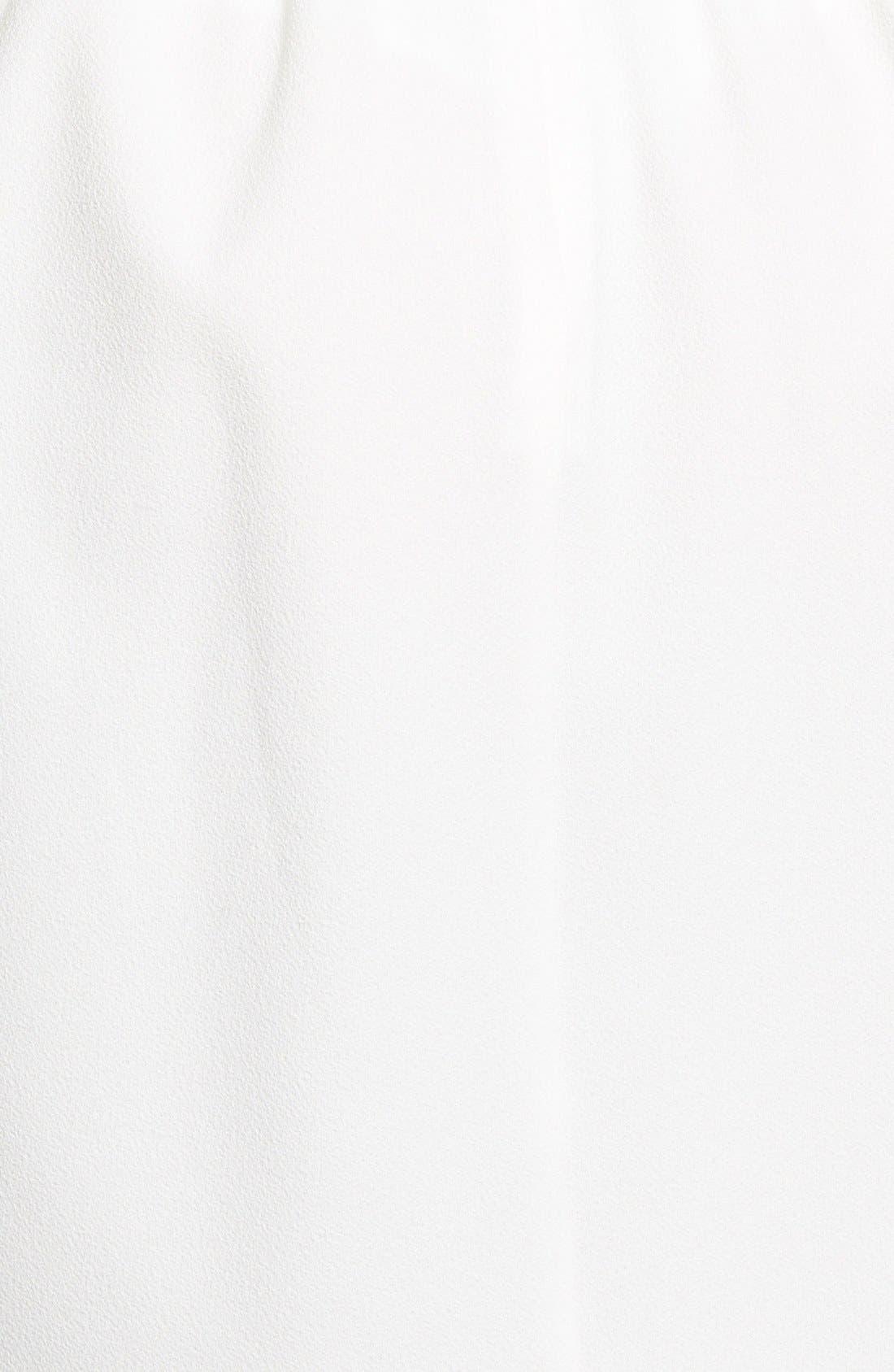 'Rowan' V-Neck Skater Dress,                             Alternate thumbnail 40, color,