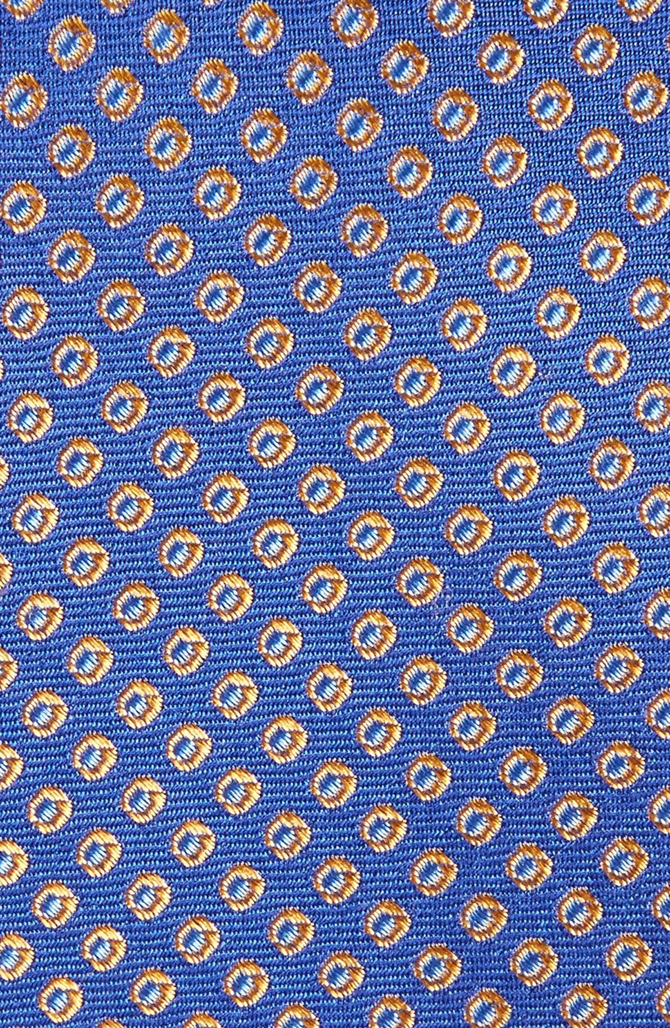 Oxford Dot Silk Tie,                             Alternate thumbnail 10, color,