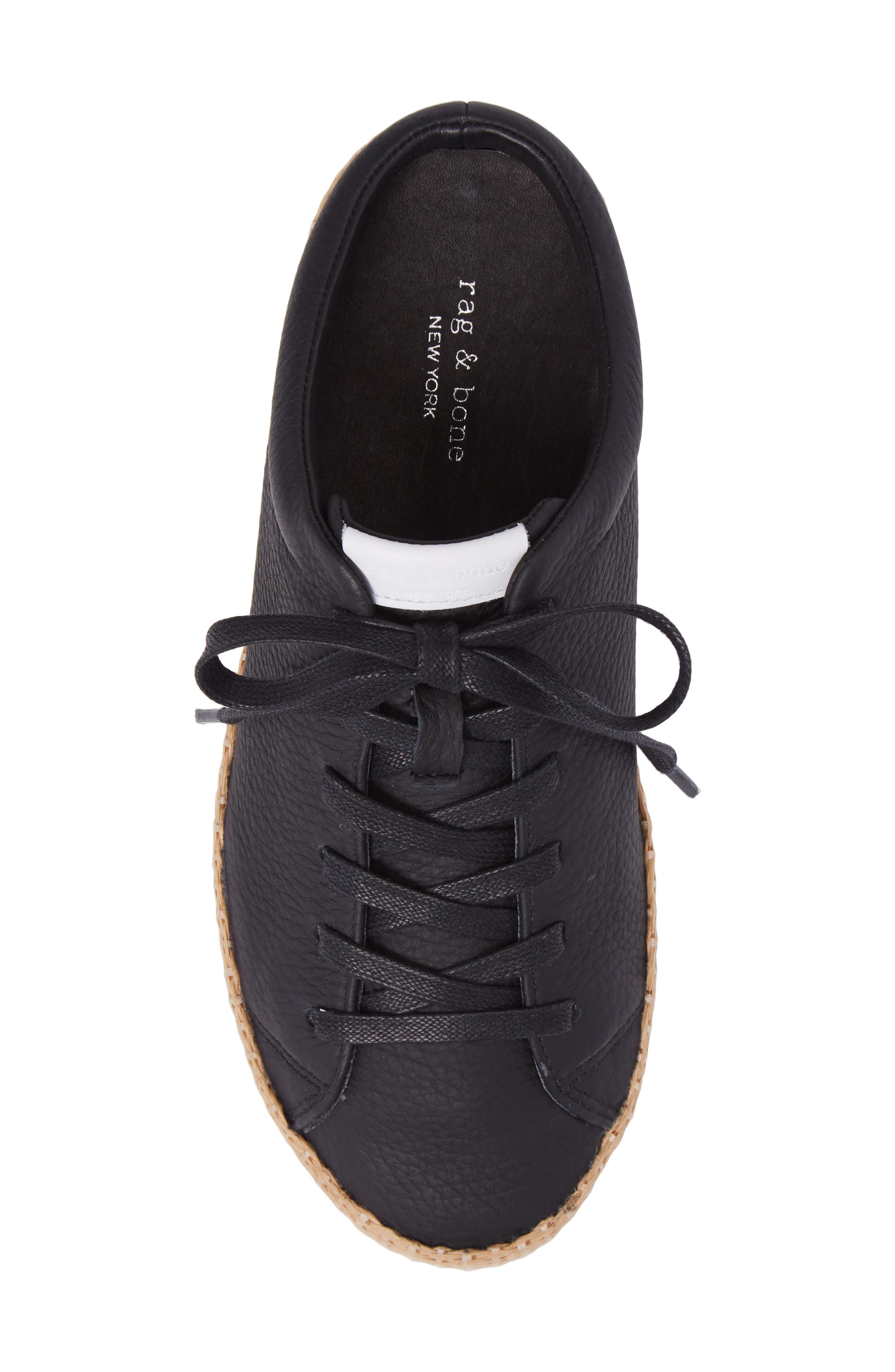 RB1 Slip-On Sneaker,                             Alternate thumbnail 5, color,                             001
