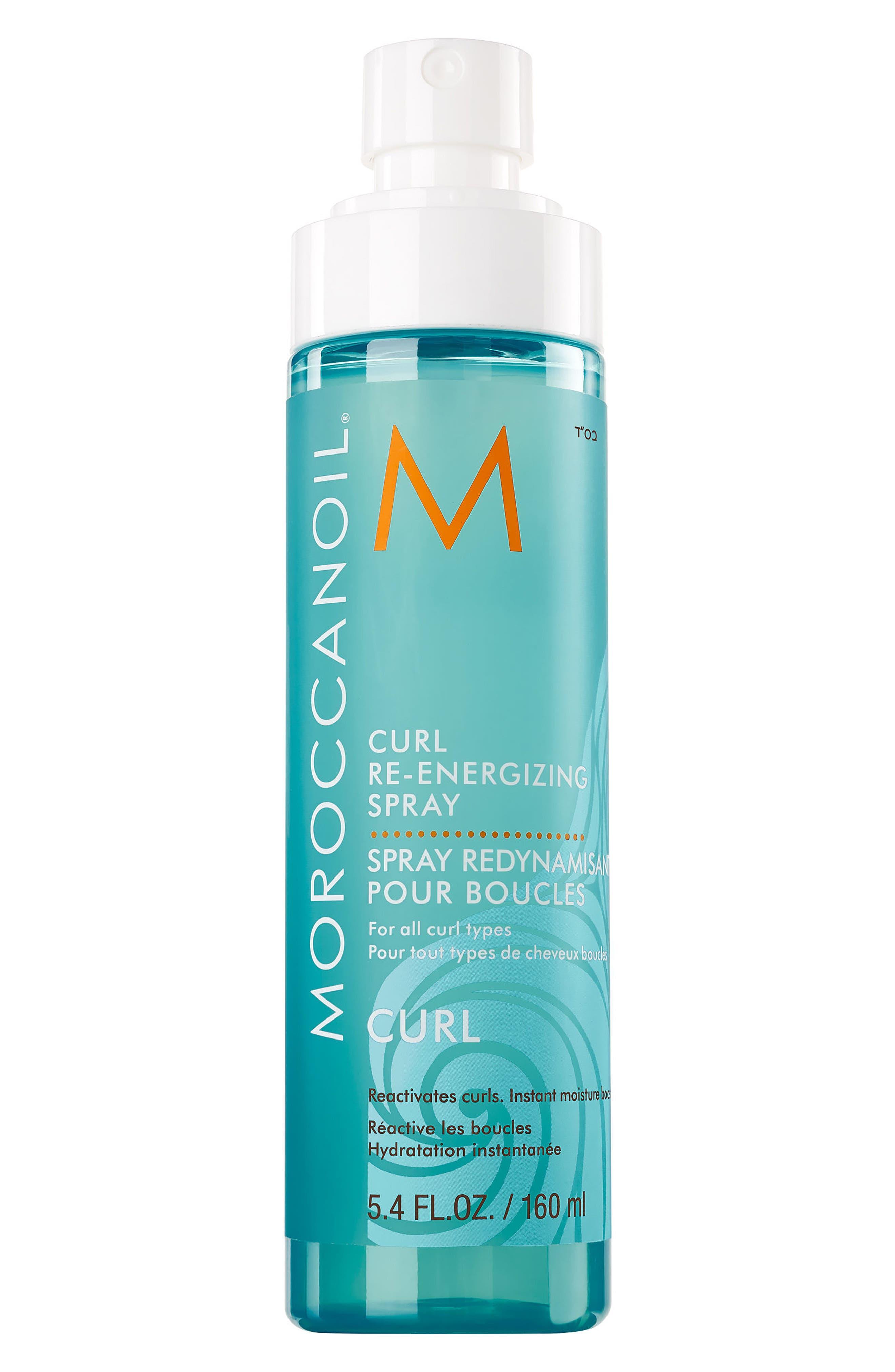Curl Re-Energizing Spray,                         Main,                         color, NO COLOR