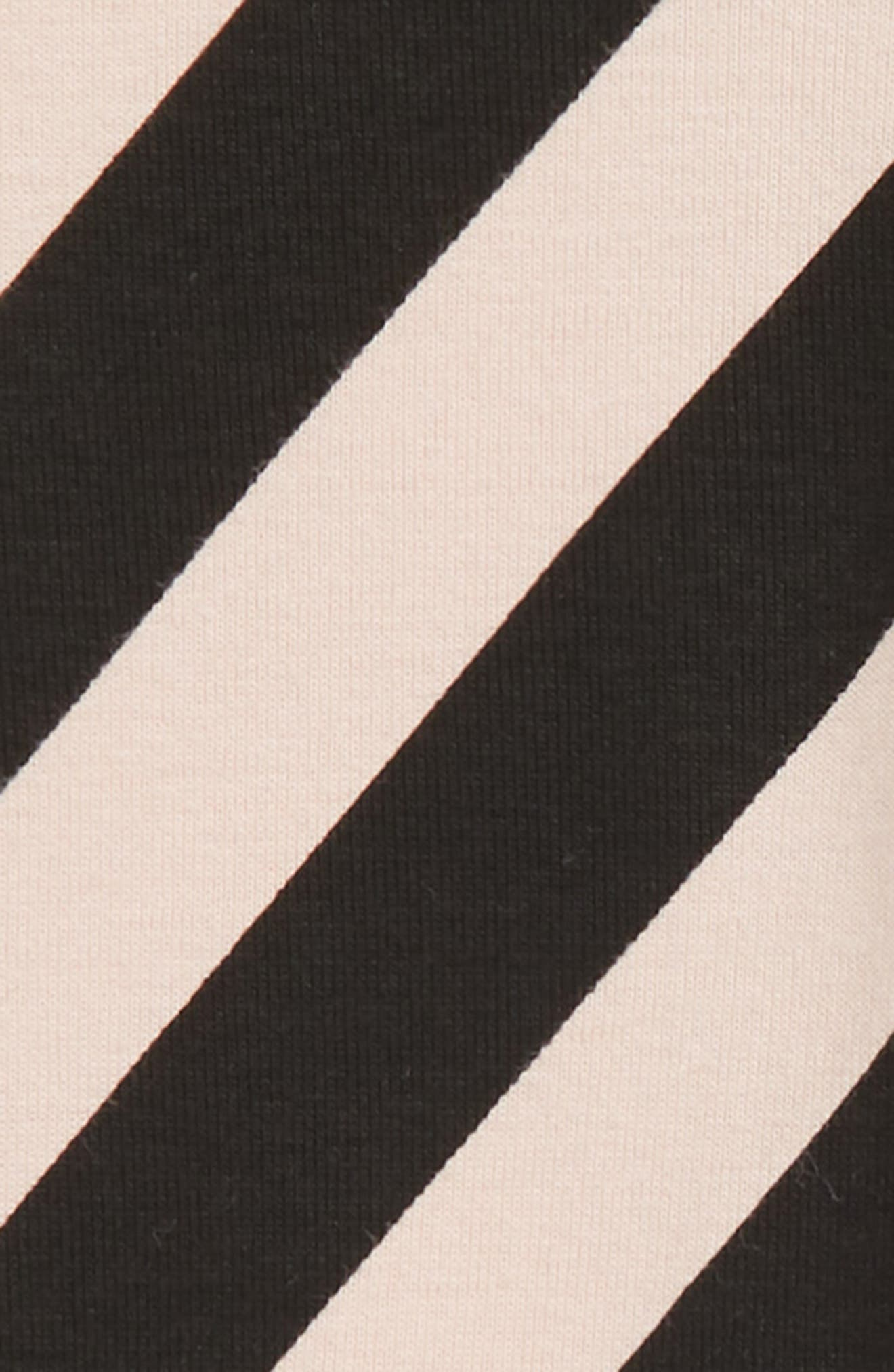 Striped Leggings,                             Alternate thumbnail 2, color,                             POWDER PINK