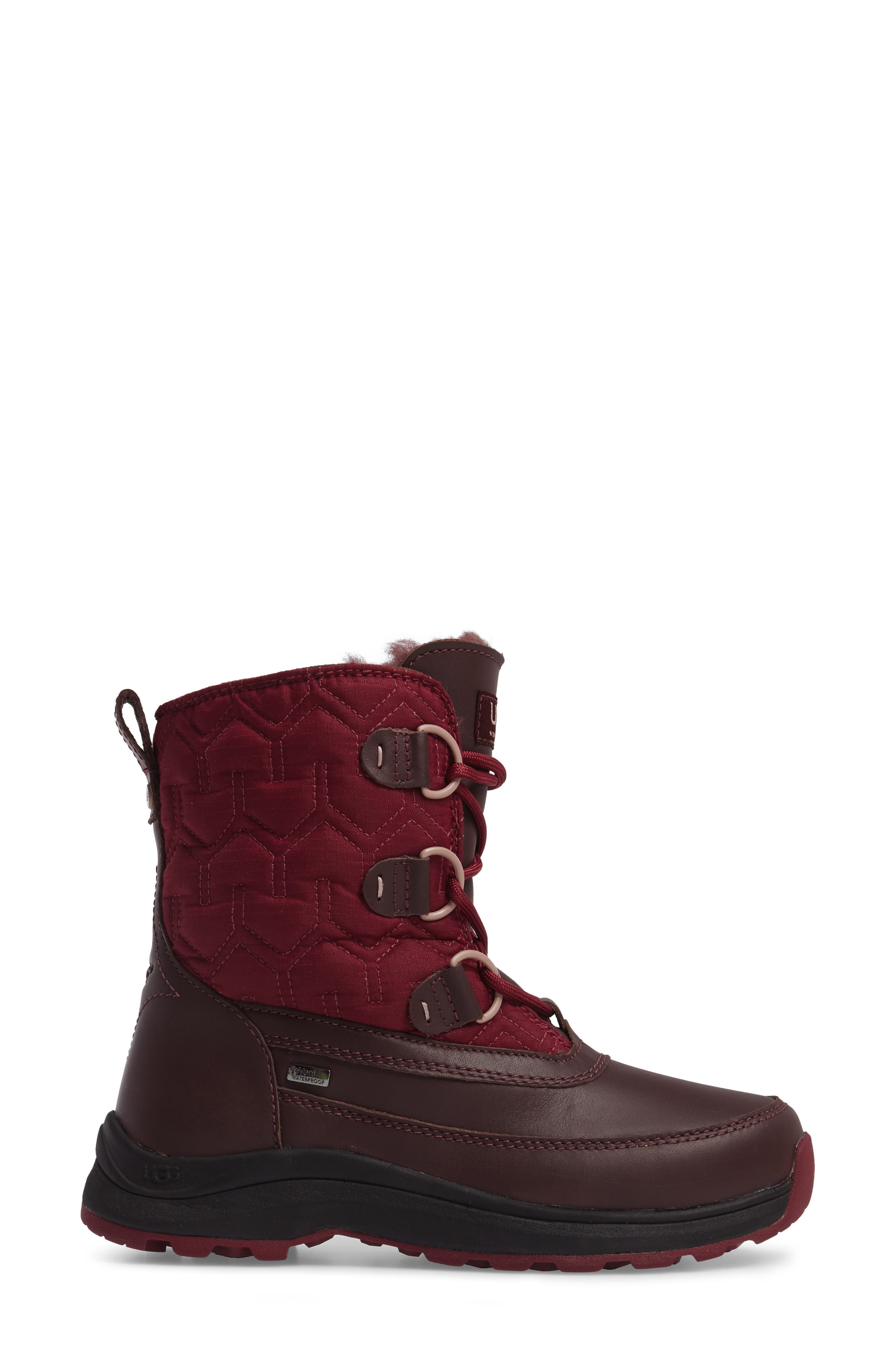 Lachlan Waterproof Insulated Snow Boot,                             Alternate thumbnail 9, color,