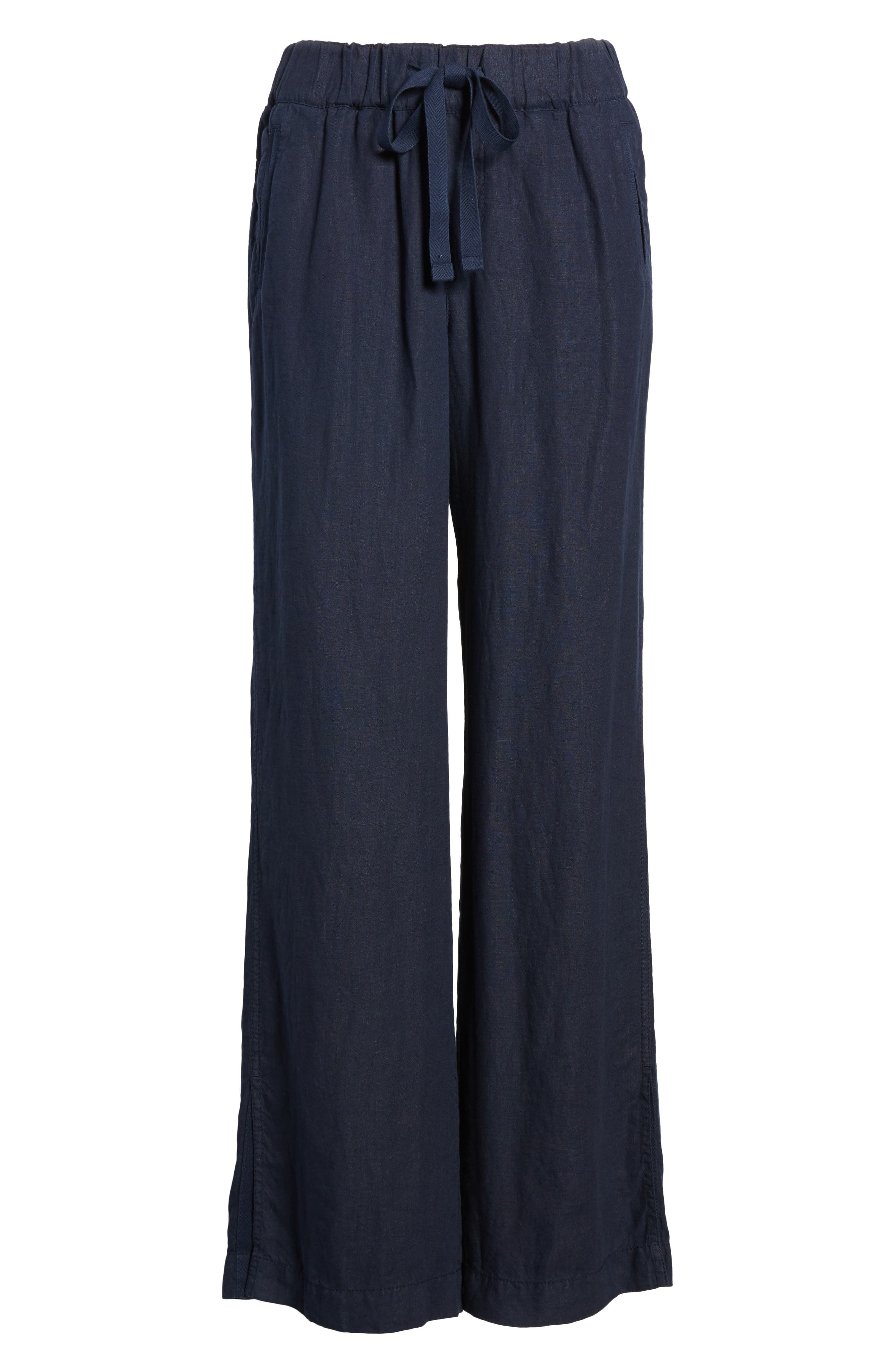 Linen Track Pants,                             Alternate thumbnail 29, color,