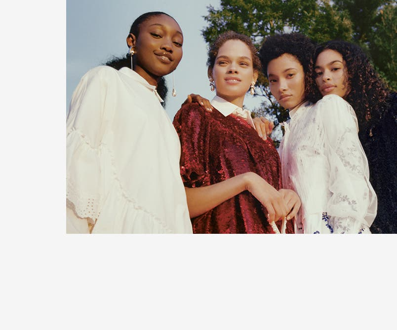 Spring fashion: explore women's designer arrivals.