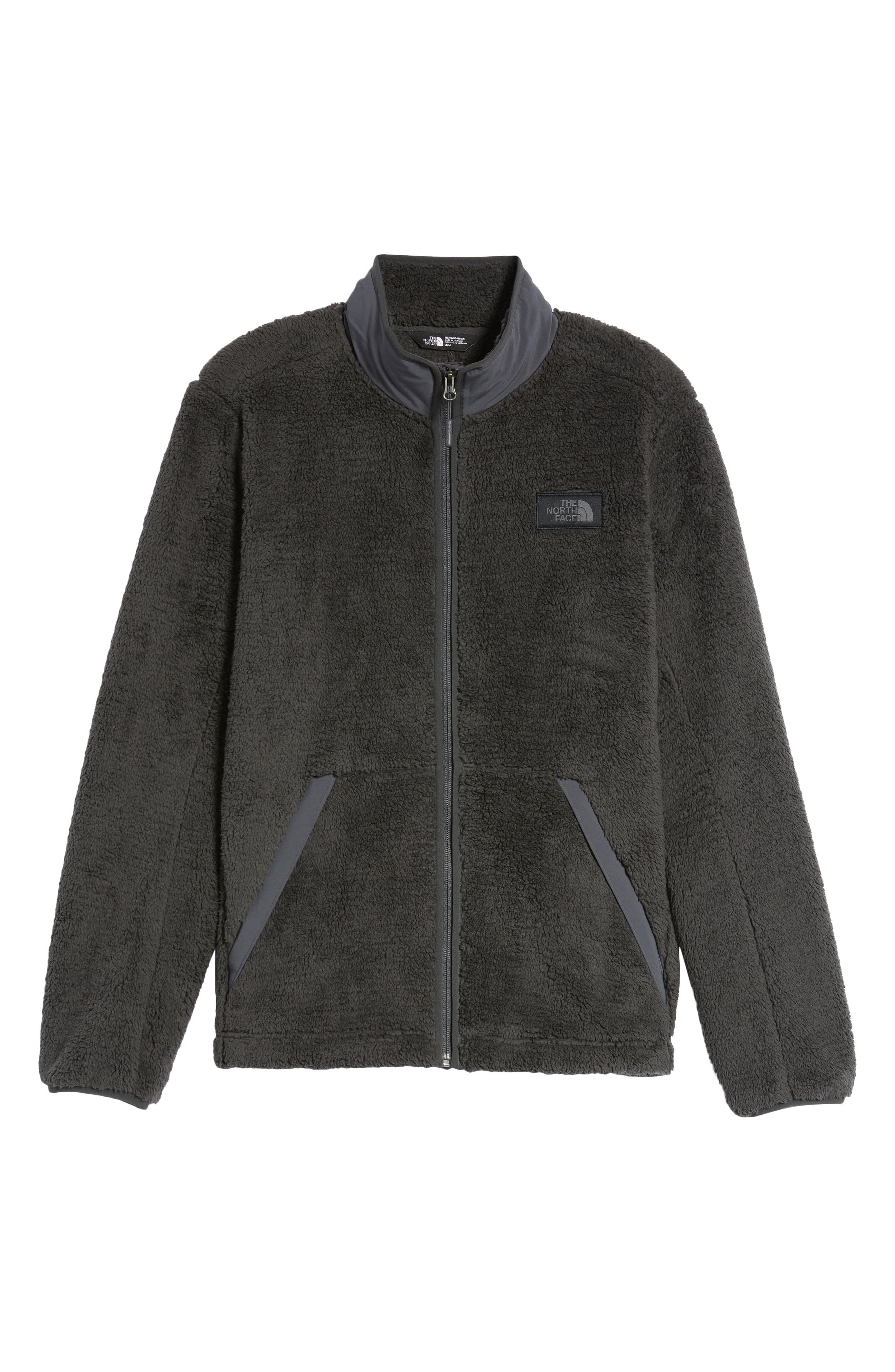 Campshire Zip Fleece Jacket,                             Alternate thumbnail 53, color,