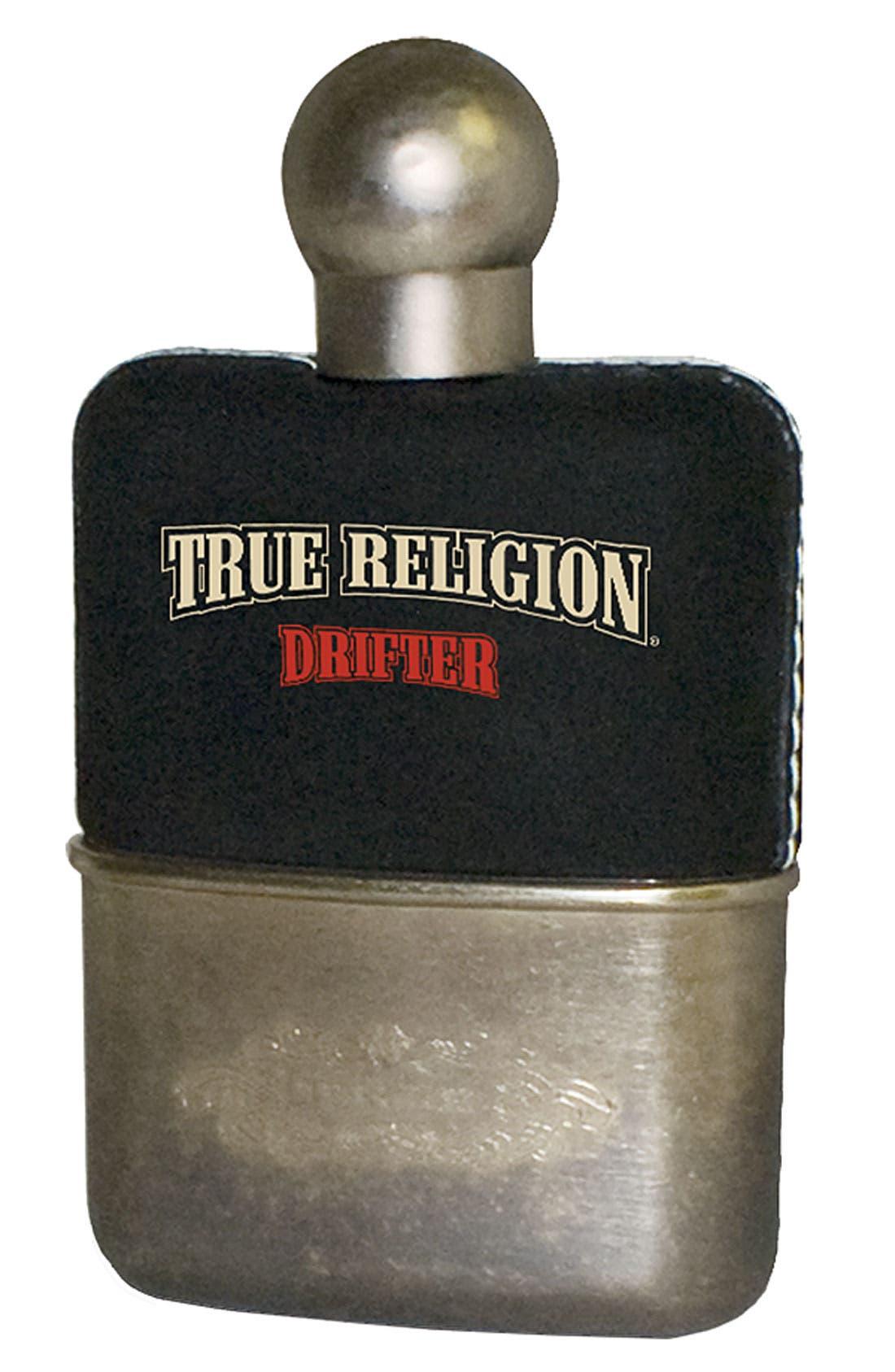 TRUE RELIGION BRAND JEANS,                             True Religion 'Drifter' Eau de Toilette,                             Main thumbnail 1, color,                             000