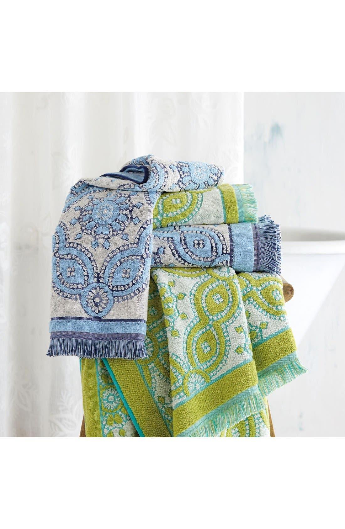 'Petra' Cotton Hand Towel,                             Alternate thumbnail 2, color,                             400