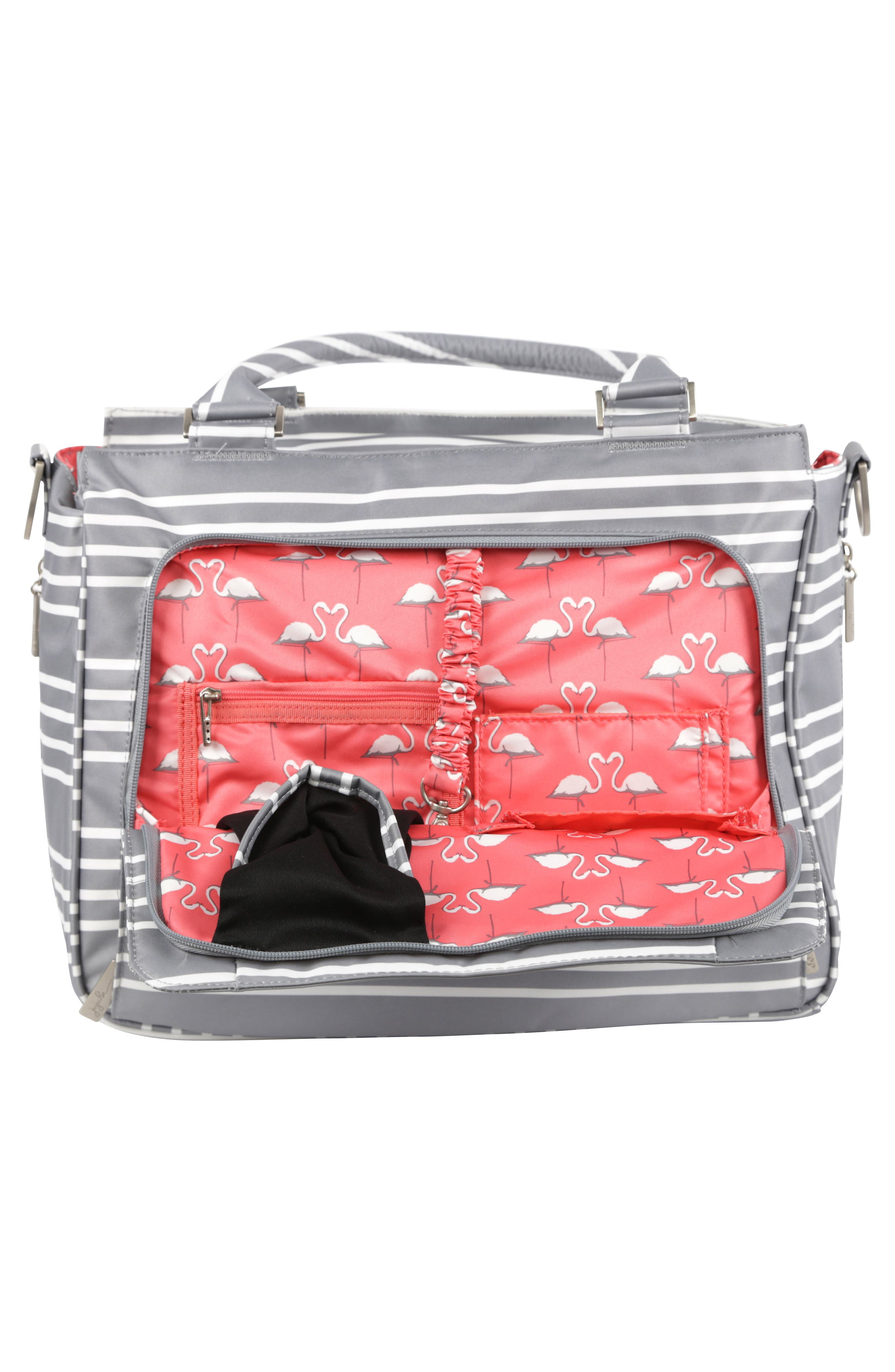 Be Classy - Coastal Collection Diaper Bag,                             Alternate thumbnail 3, color,                             042