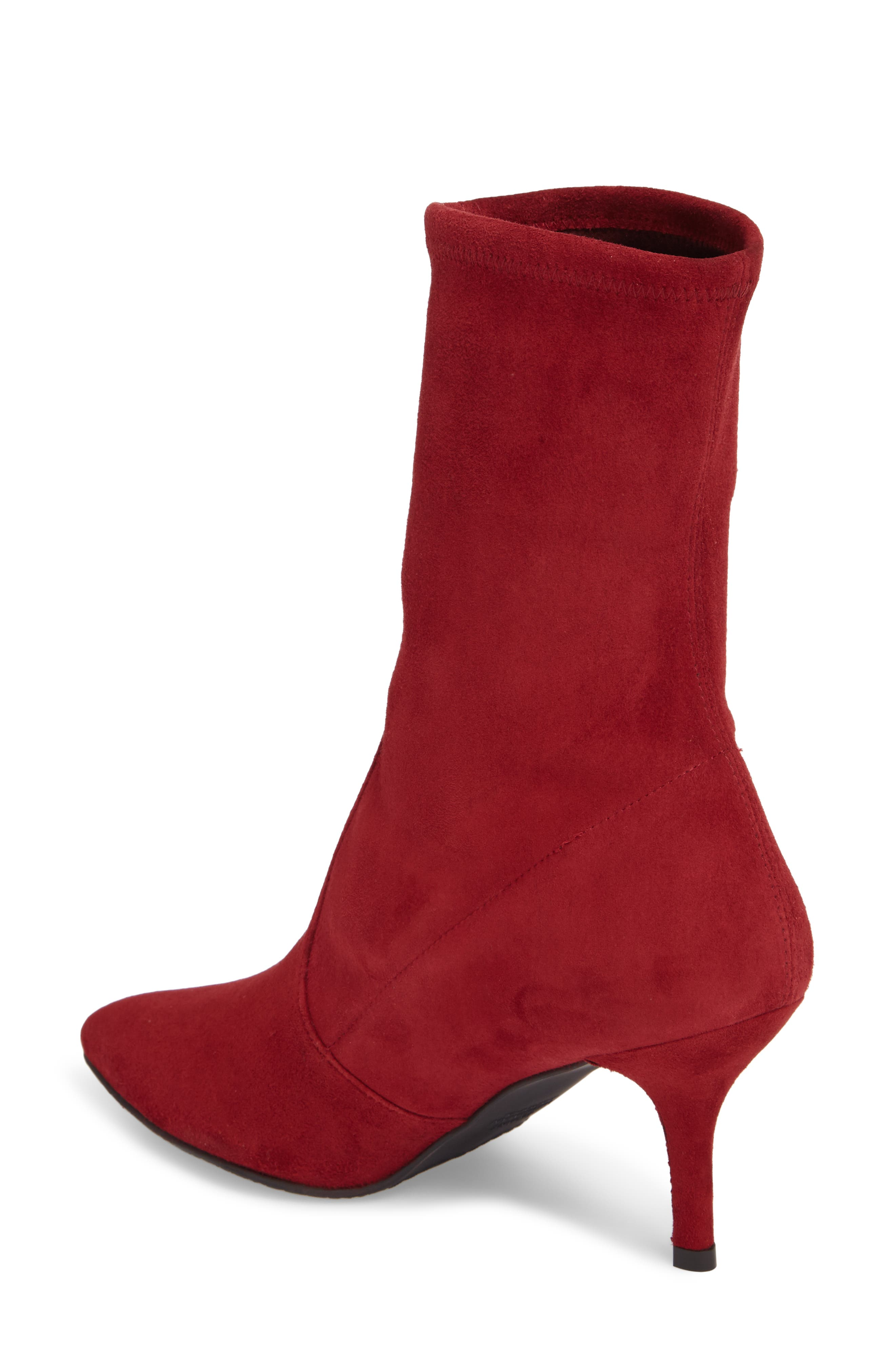 Cling Stretch Bootie,                             Alternate thumbnail 15, color,