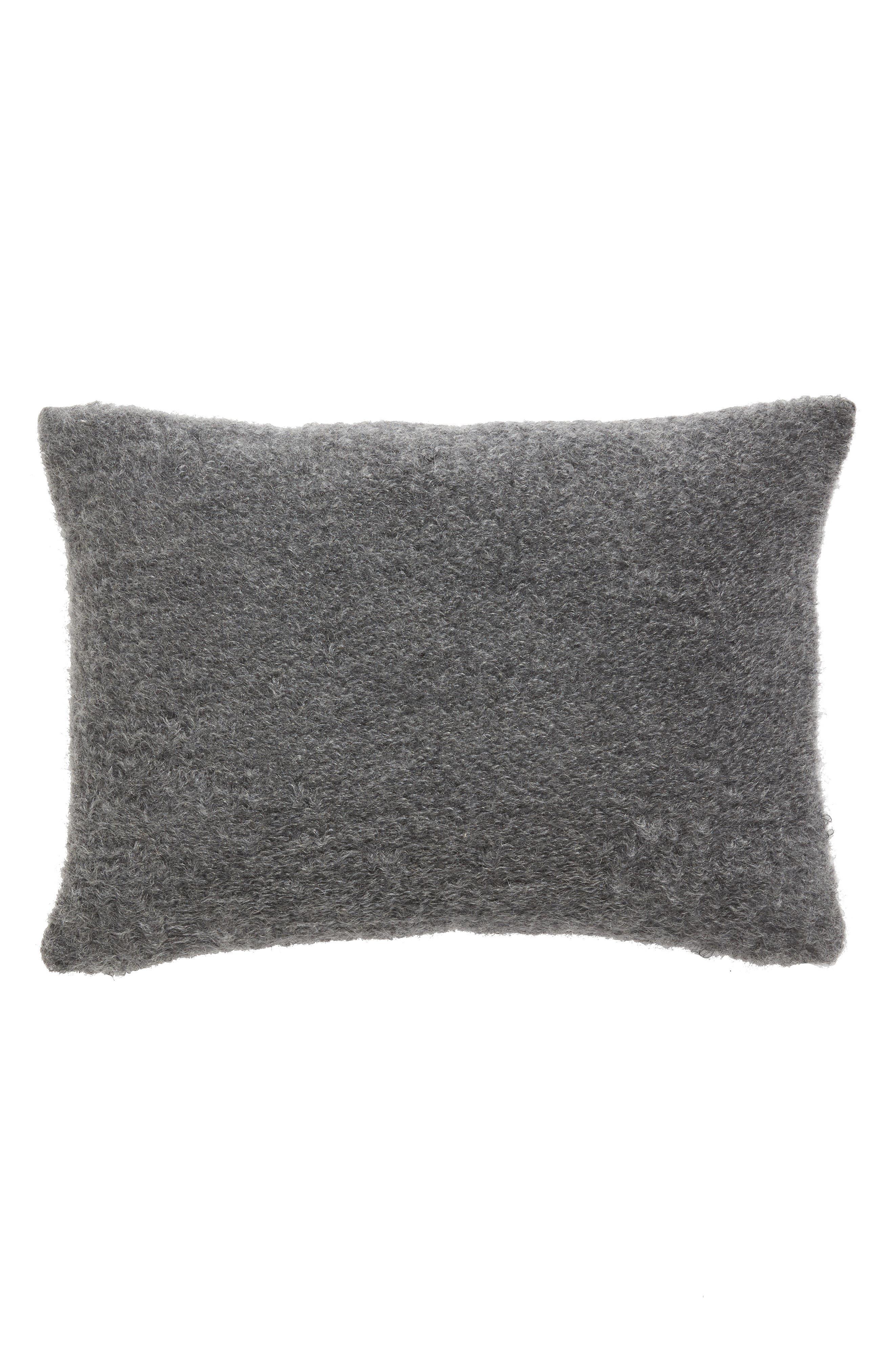 Collio Pillow,                             Main thumbnail 1, color,                             GRAPHITE
