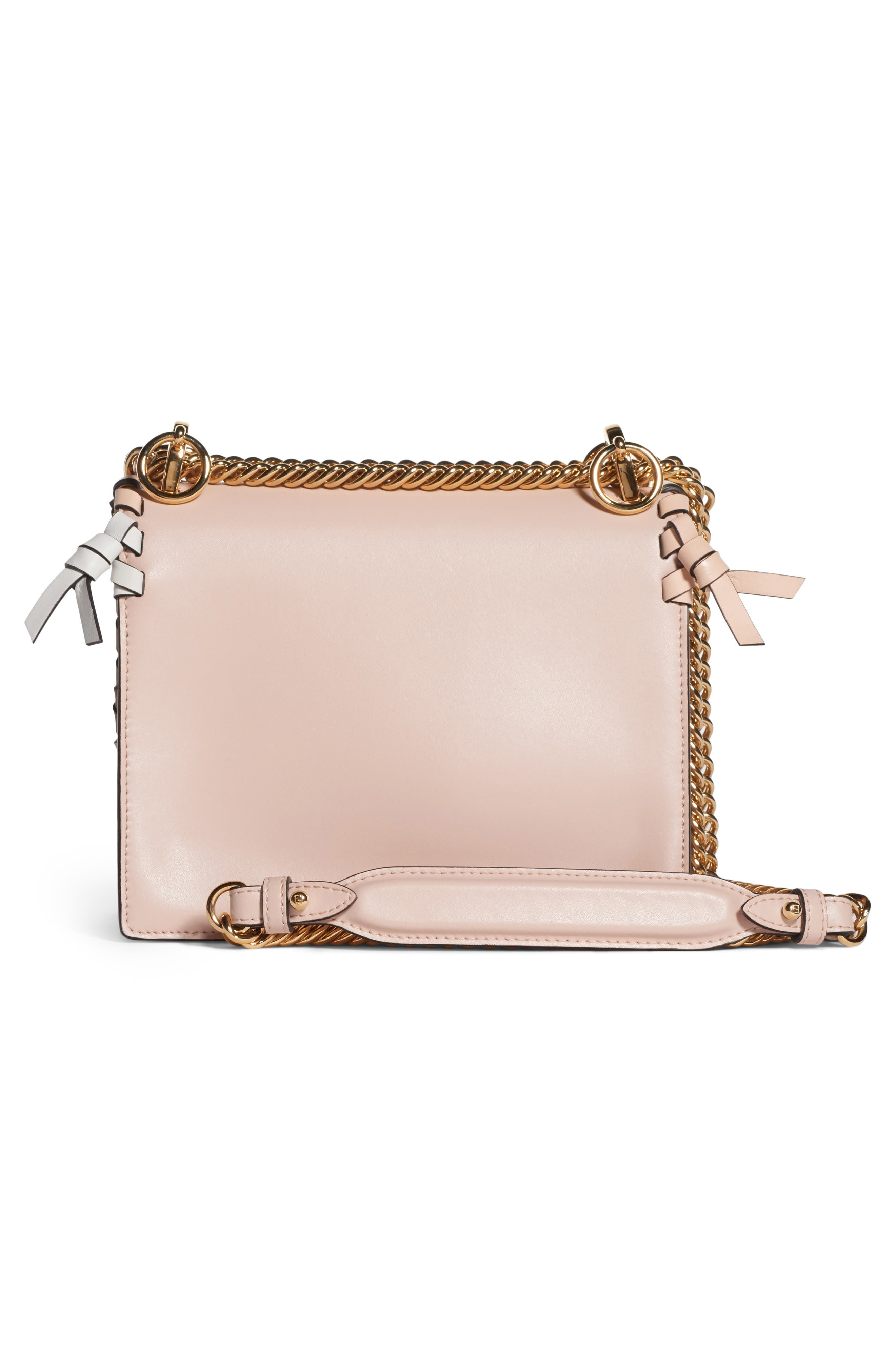 Small Kan Whipstitch Leather Shoulder Bag,                             Alternate thumbnail 2, color,                             PLASTER MULTI