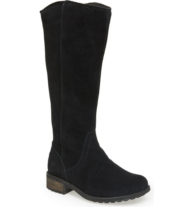 ugg australia seldon riding boot black