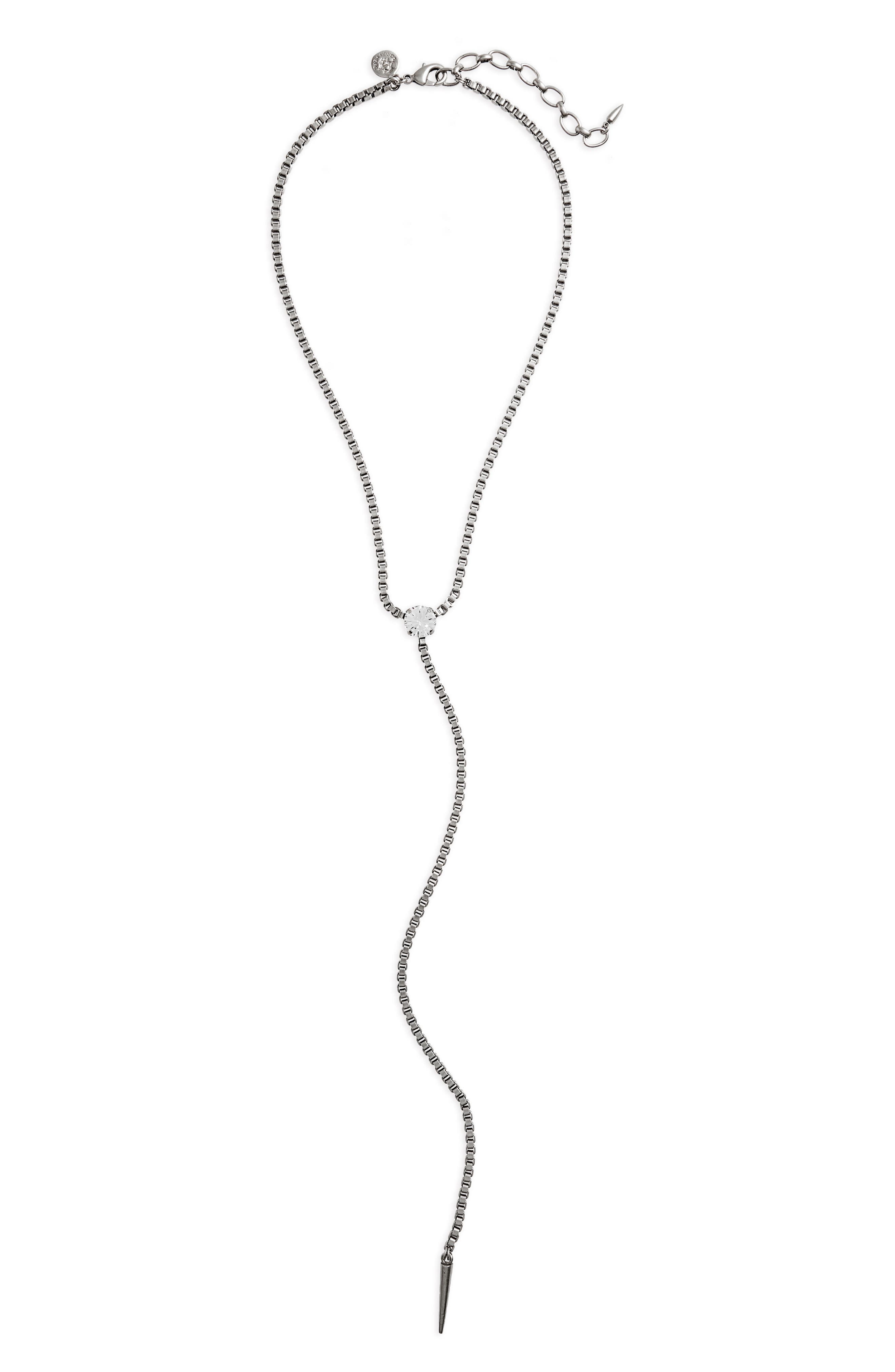 Mallory Y-Necklace,                         Main,                         color, 040