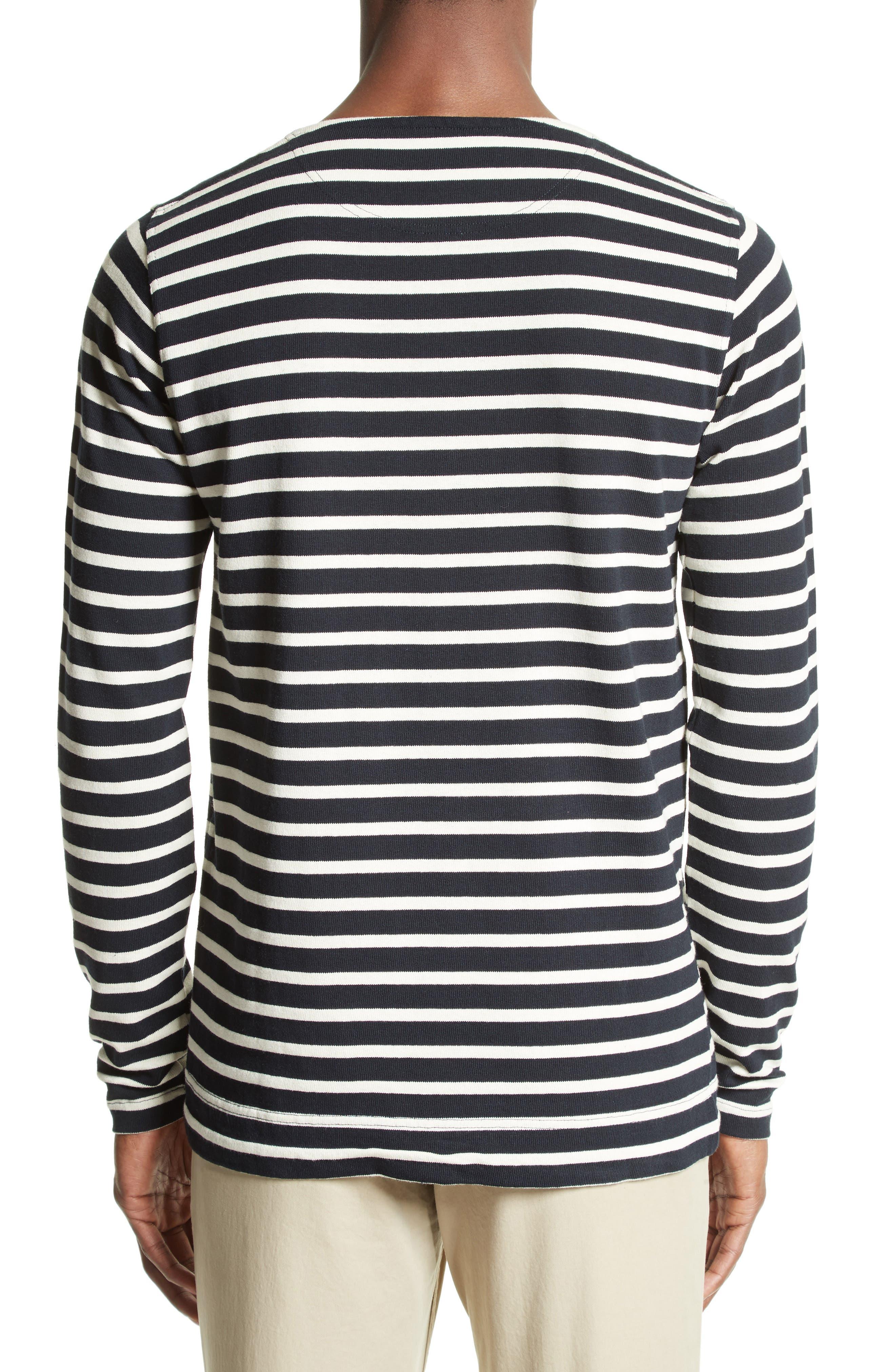 Stripe T-Shirt,                             Alternate thumbnail 6, color,