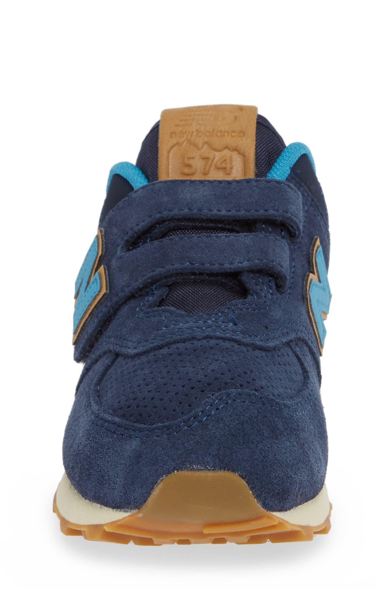 574 Sneaker,                             Alternate thumbnail 4, color,                             PIGMENT