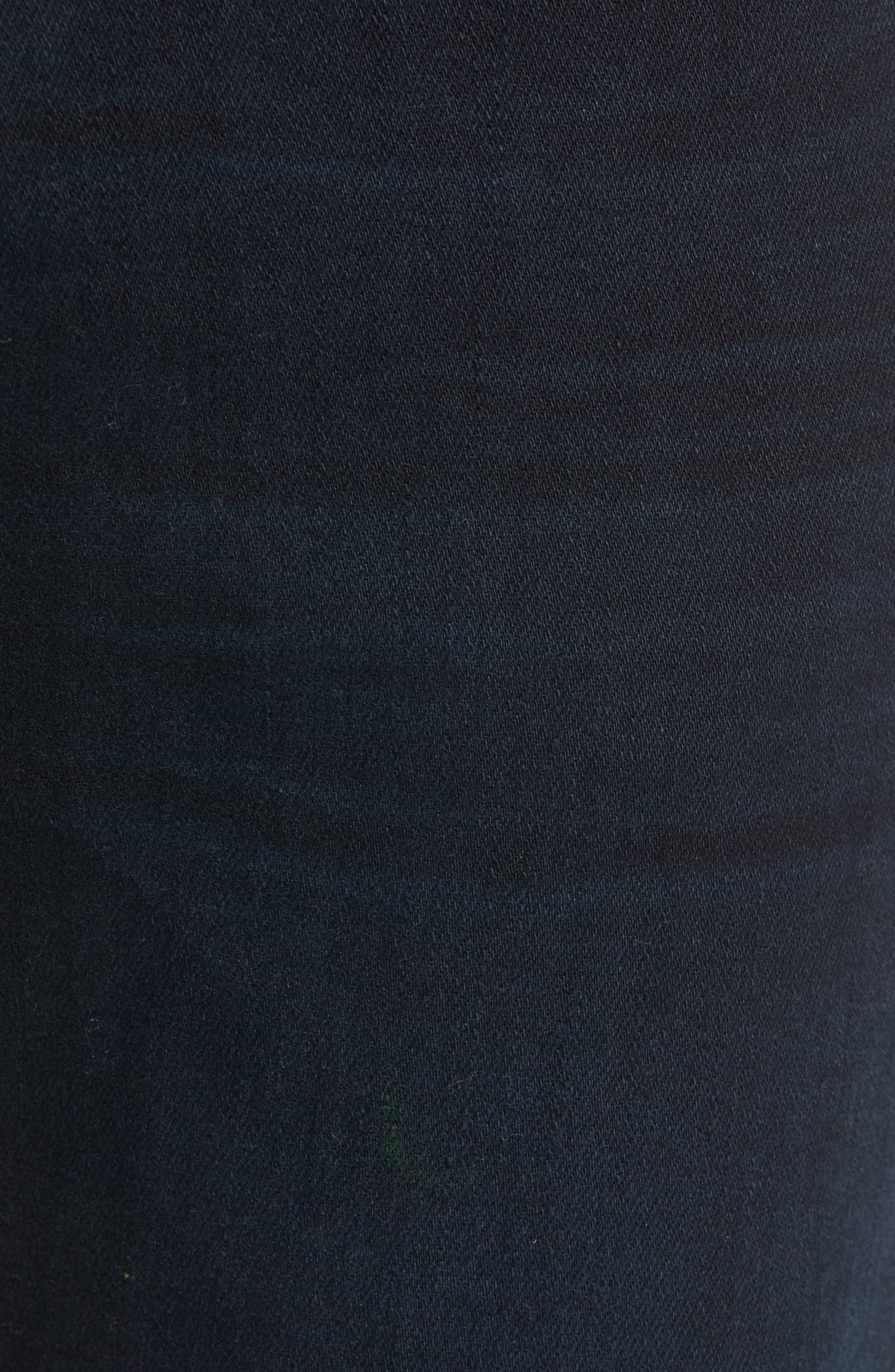 Sid Straight Leg Jeans,                             Alternate thumbnail 5, color,                             400