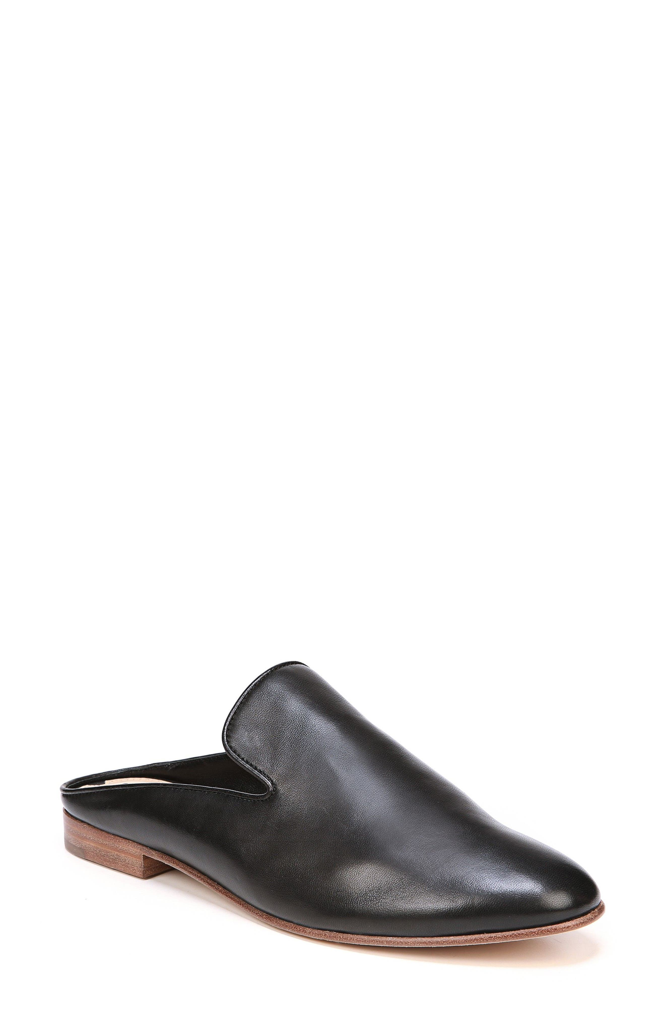 Yeo Loafer Mule,                             Main thumbnail 1, color,                             003