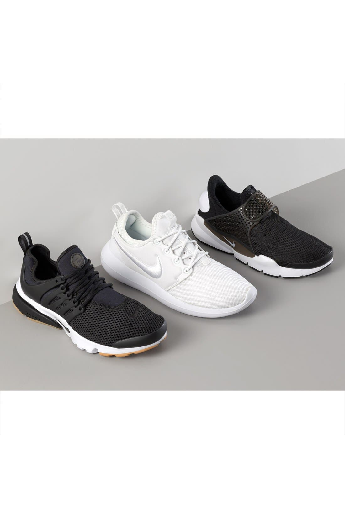 Air Presto Sneaker,                             Alternate thumbnail 7, color,                             CLEAR EMERALD/ SUMMIT WHITE
