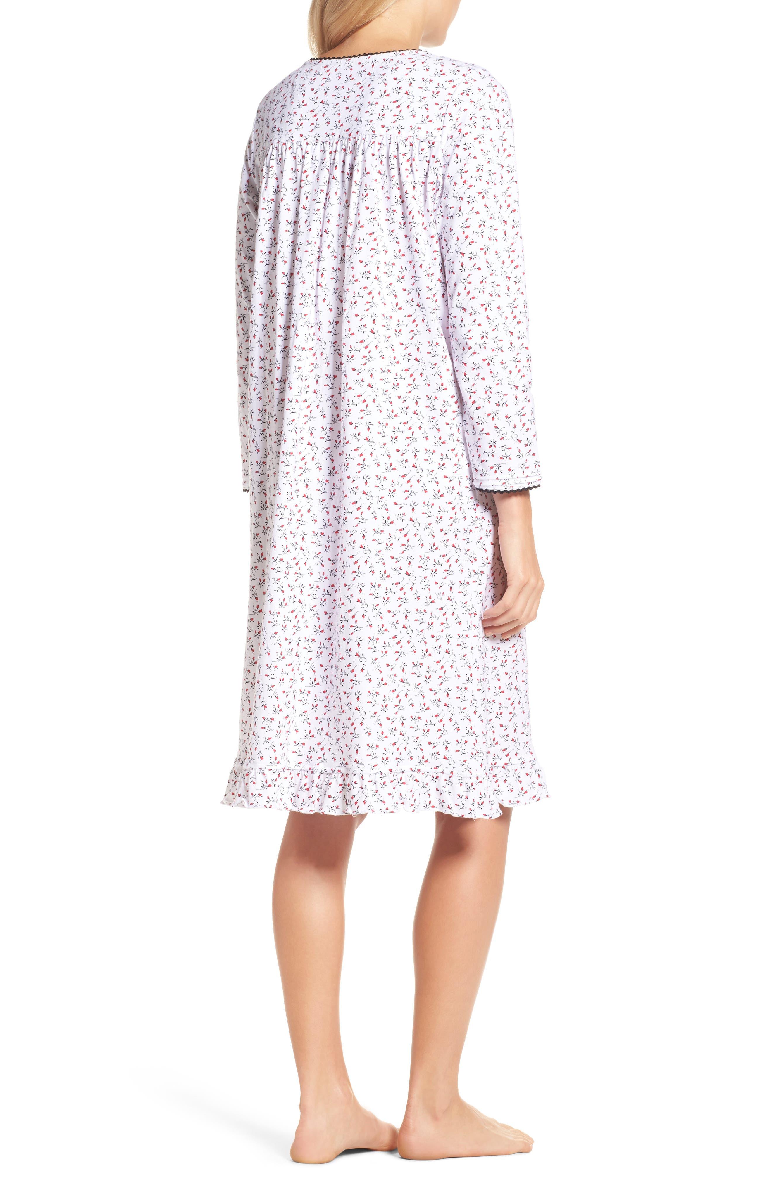 Short Nightgown,                             Alternate thumbnail 2, color,                             164