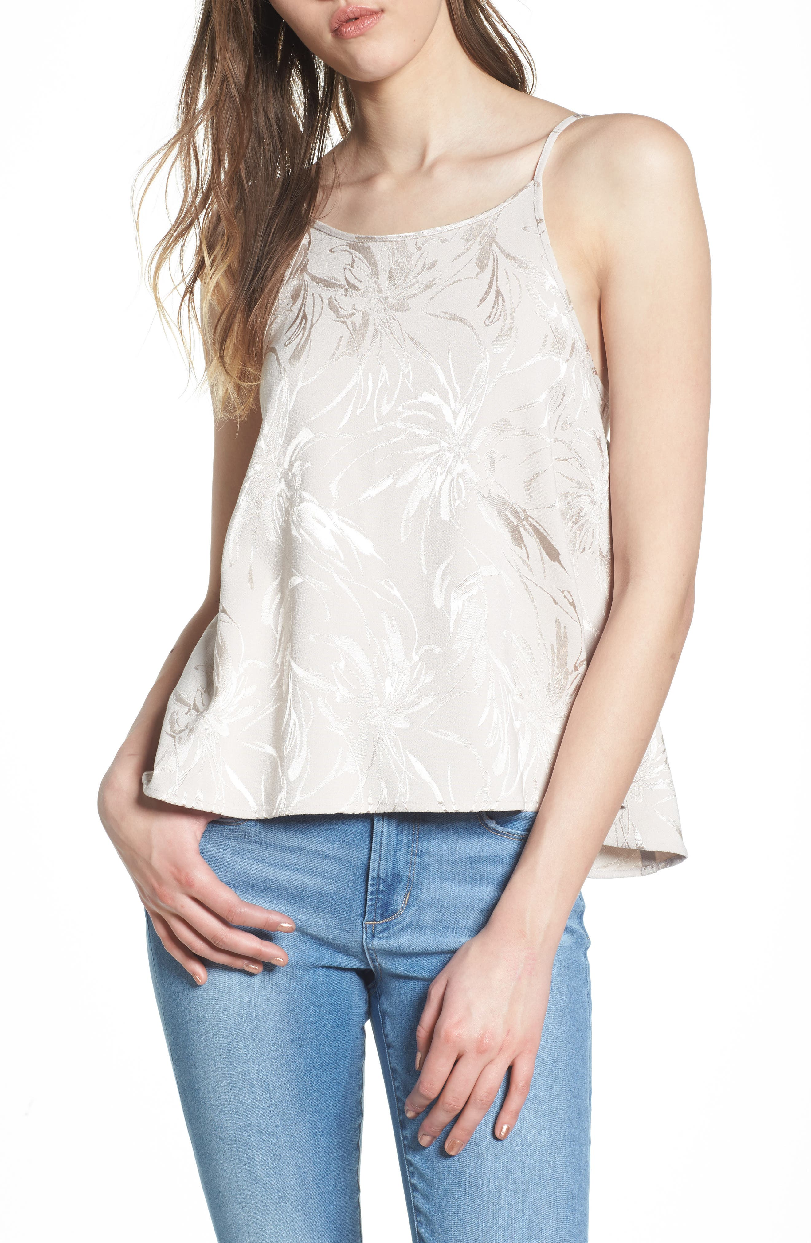 Tie Back Swing Top,                             Main thumbnail 2, color,