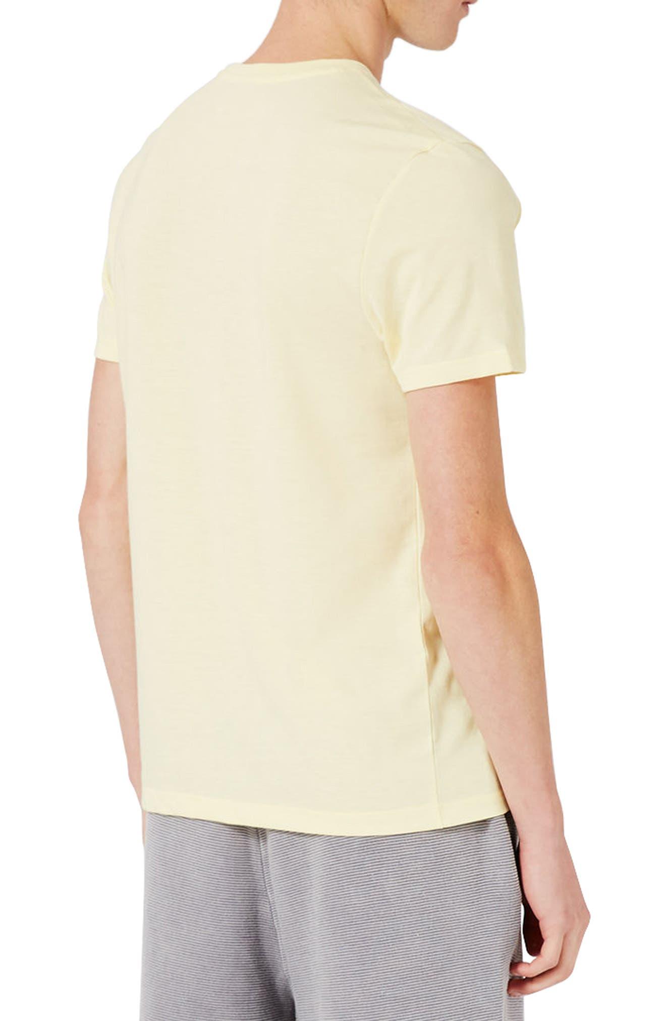 Slim Fit Crewneck T-Shirt,                             Alternate thumbnail 122, color,