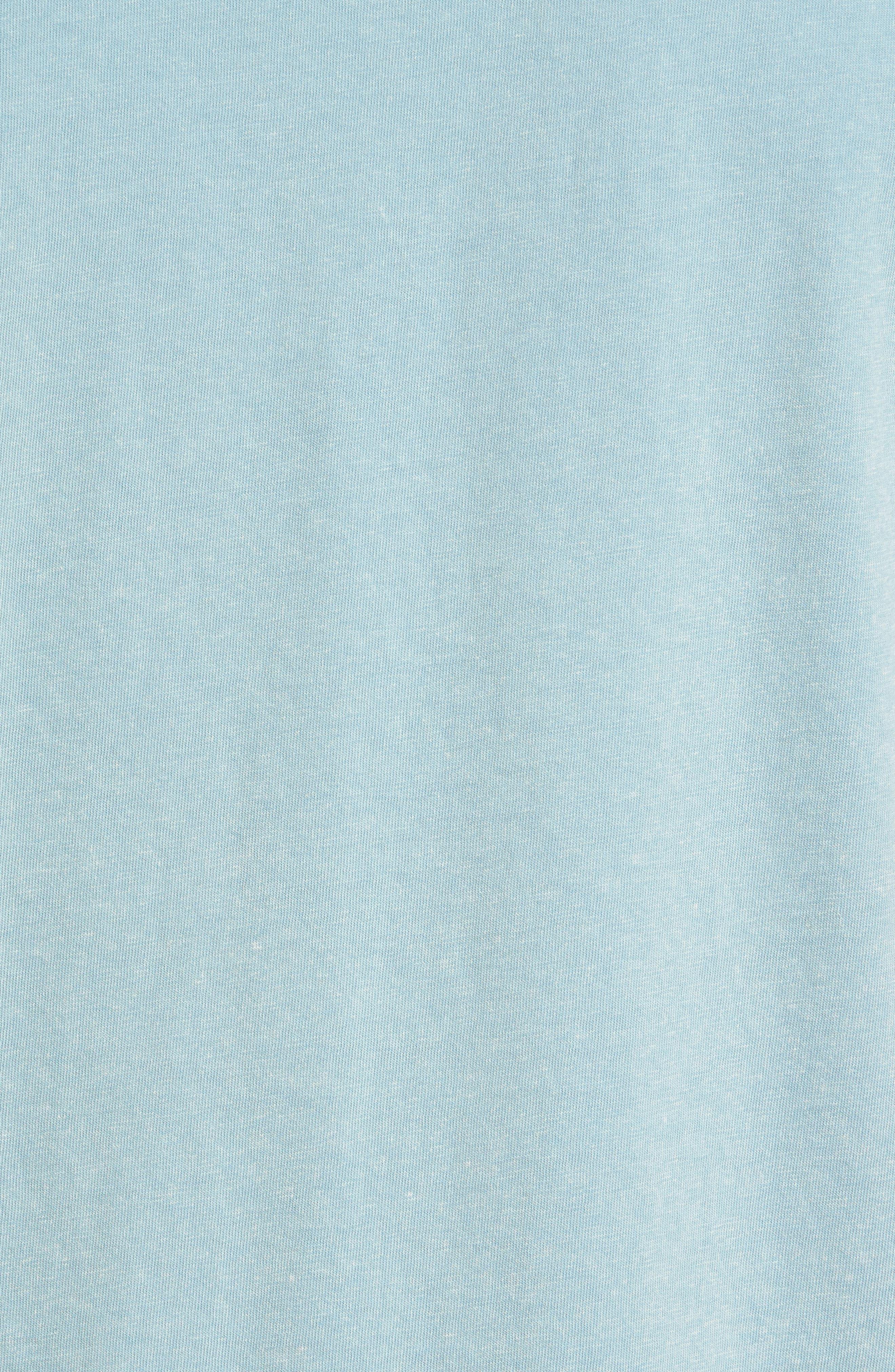 'Kahuna' V-Neck T-Shirt,                             Alternate thumbnail 5, color,                             303