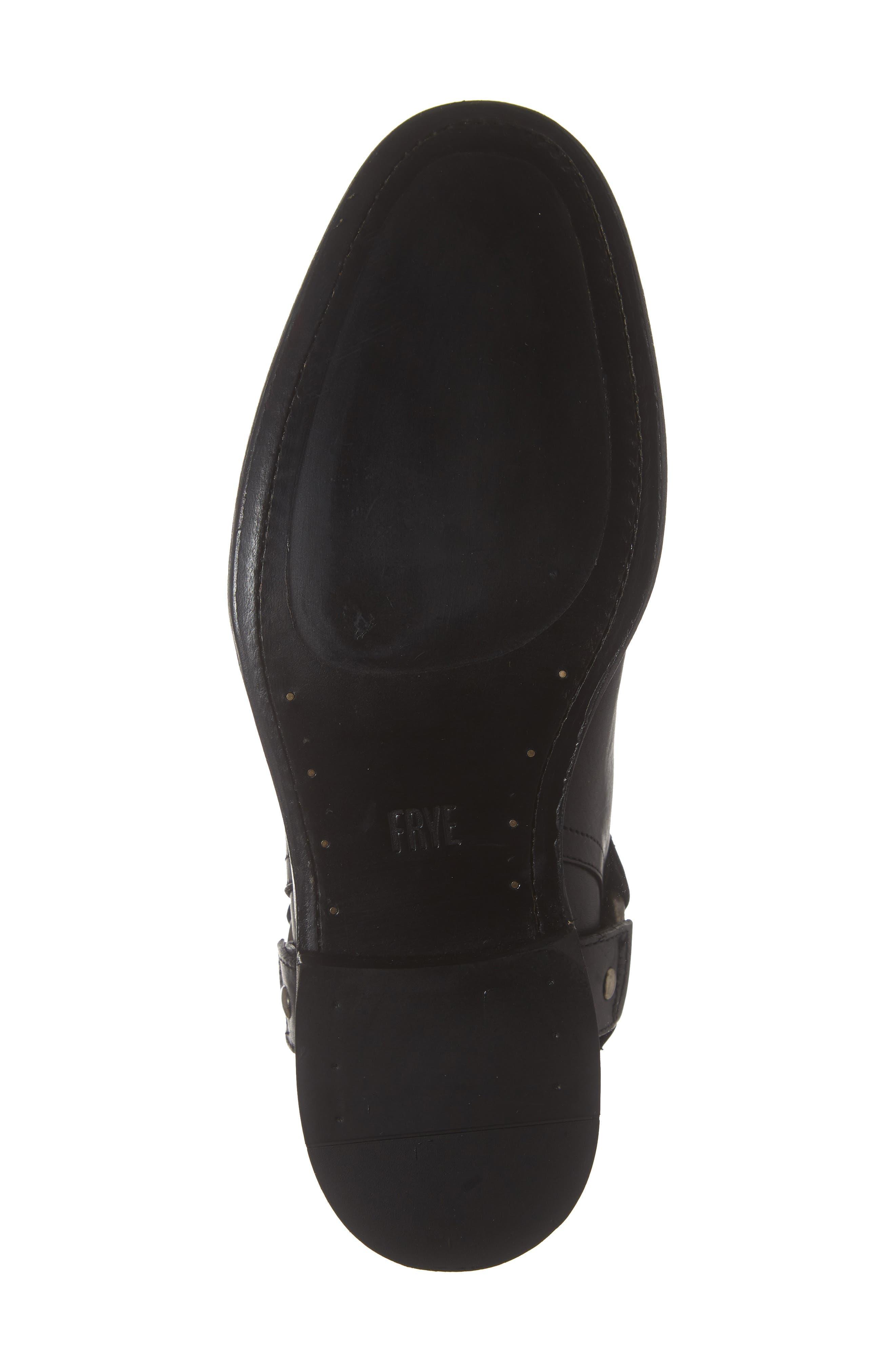 Chelsea Boot,                             Alternate thumbnail 6, color,                             BLACK
