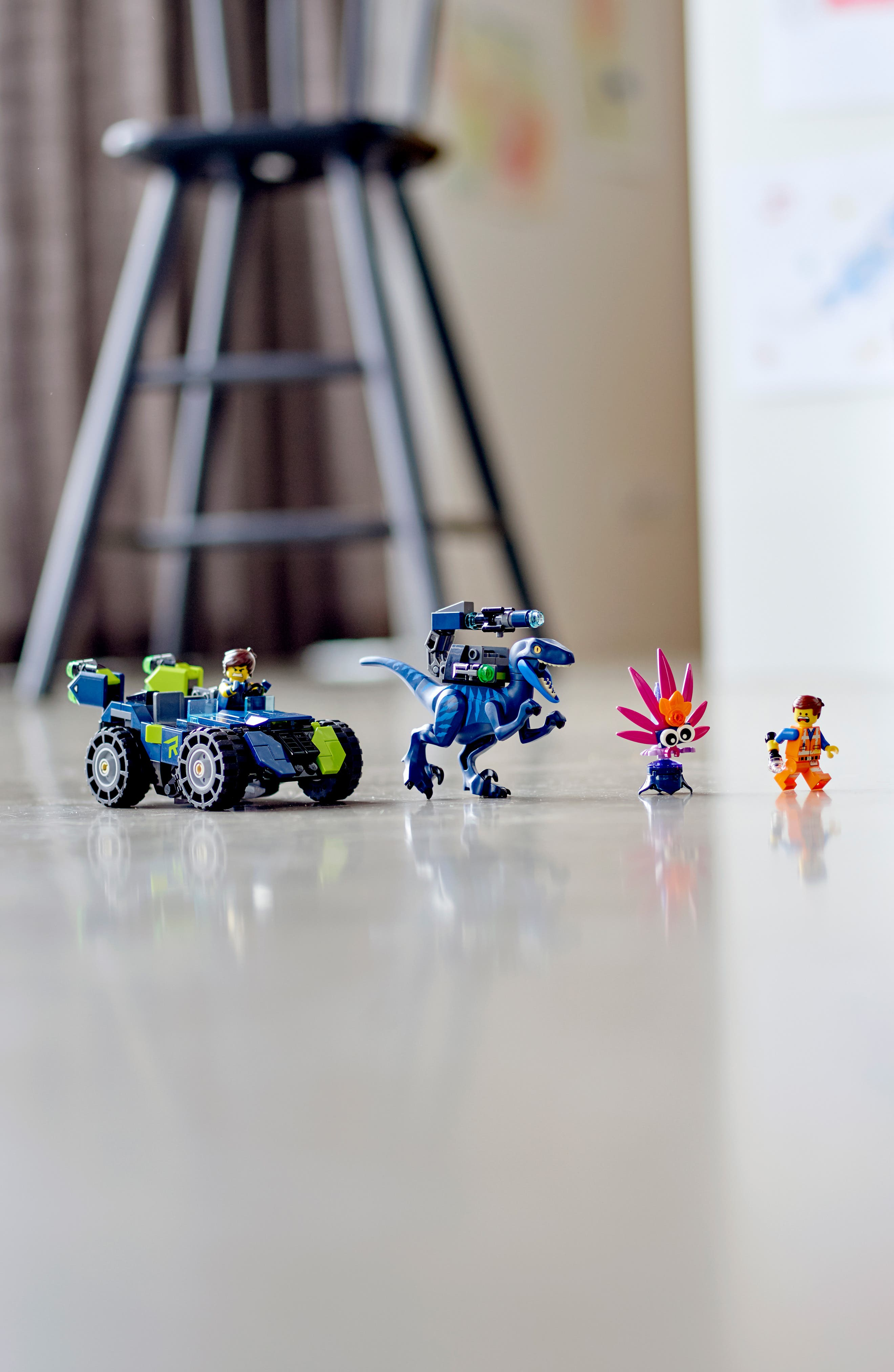 LEGO<SUP>®</SUP>,                             The LEGO<sup>®</sup> Movie 2 Rex's 3-in-1 Rex-treme Offroader Toy - 70826,                             Alternate thumbnail 9, color,                             960