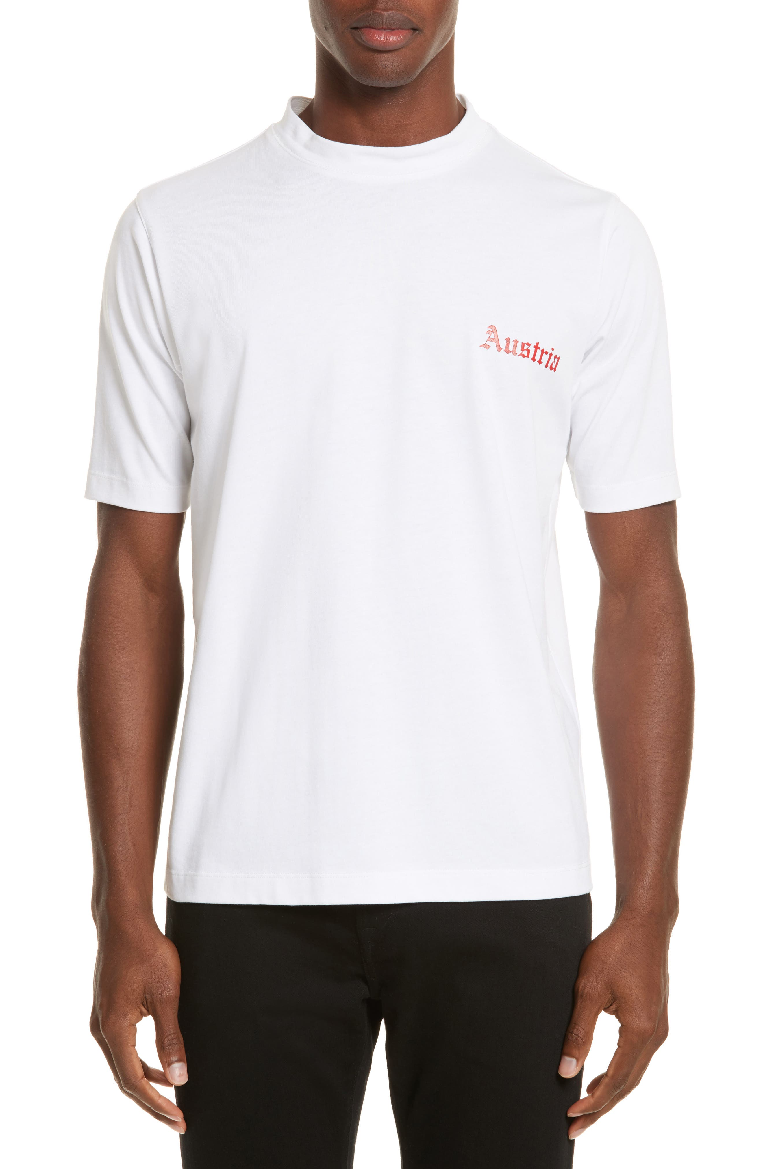 Austria Tall T-Shirt,                         Main,                         color, 100