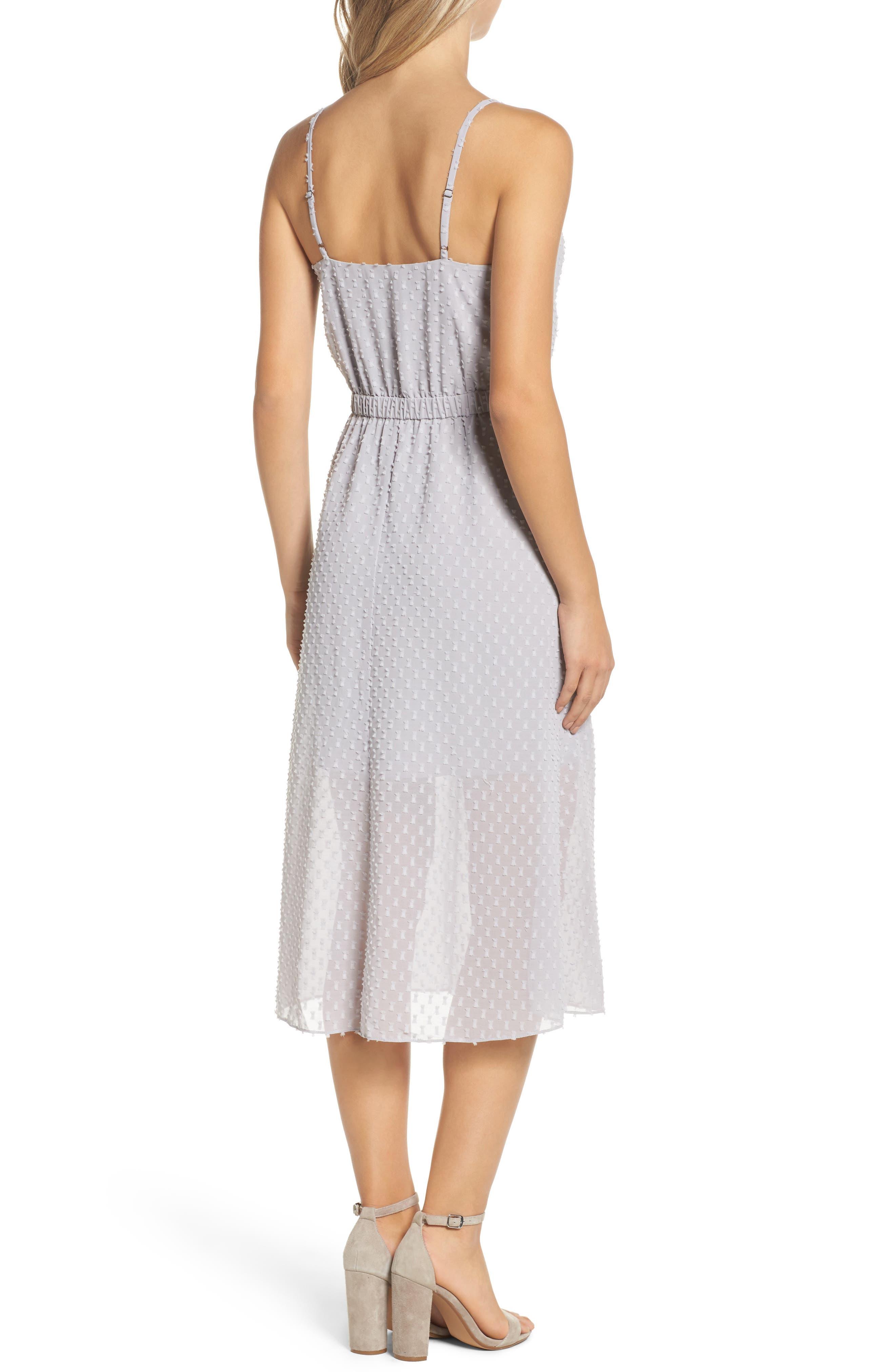 Bisou Bisou Midi Dress,                             Alternate thumbnail 2, color,                             020