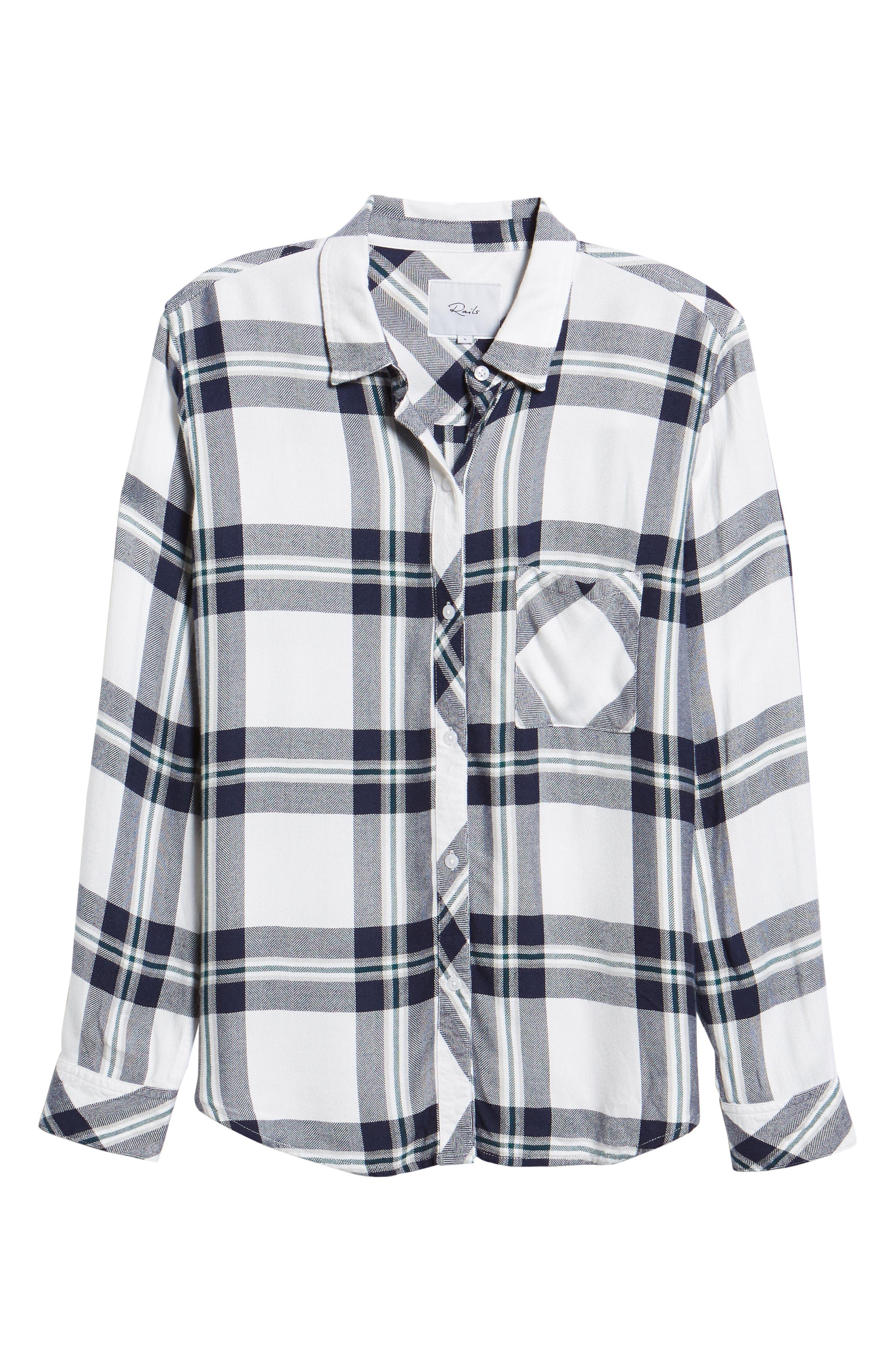 Hunter Plaid Shirt,                             Alternate thumbnail 680, color,