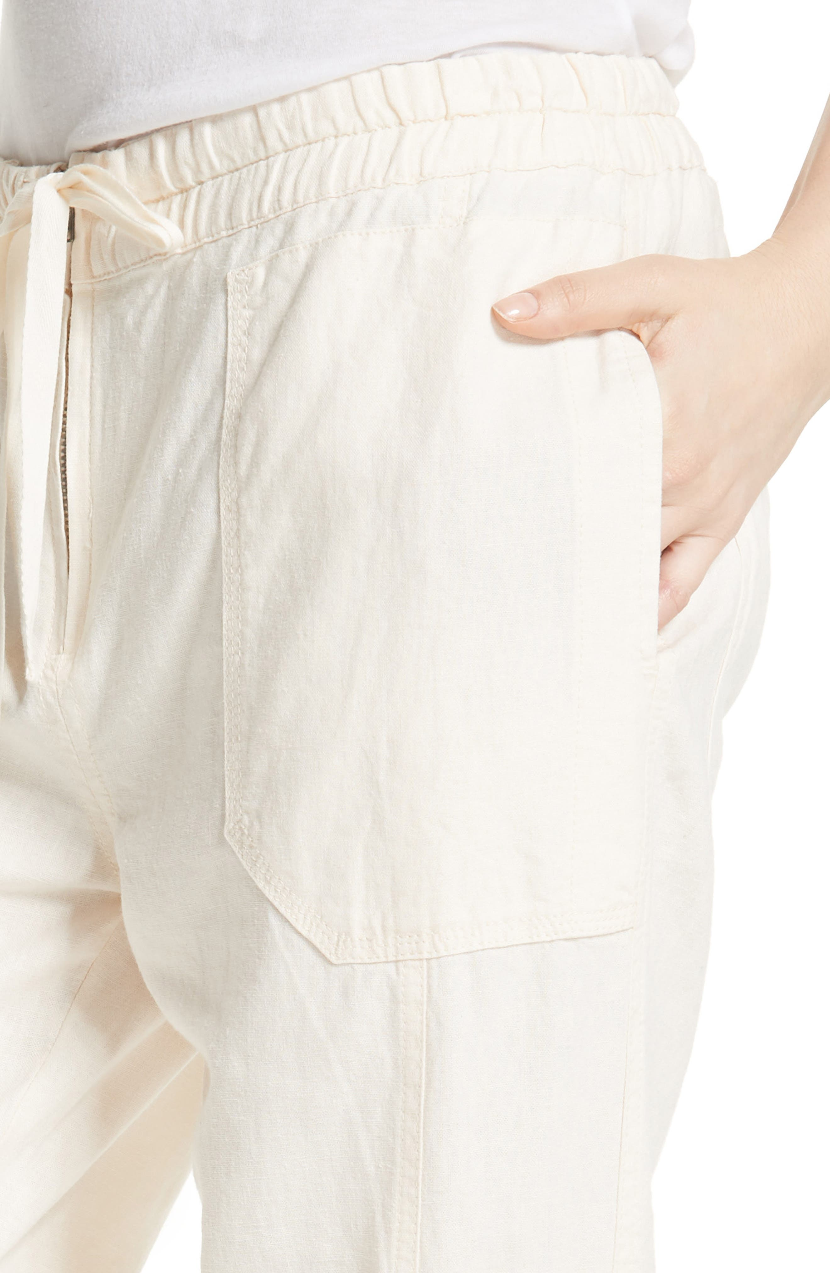 Palmer Skinny Utility Pants,                             Alternate thumbnail 8, color,