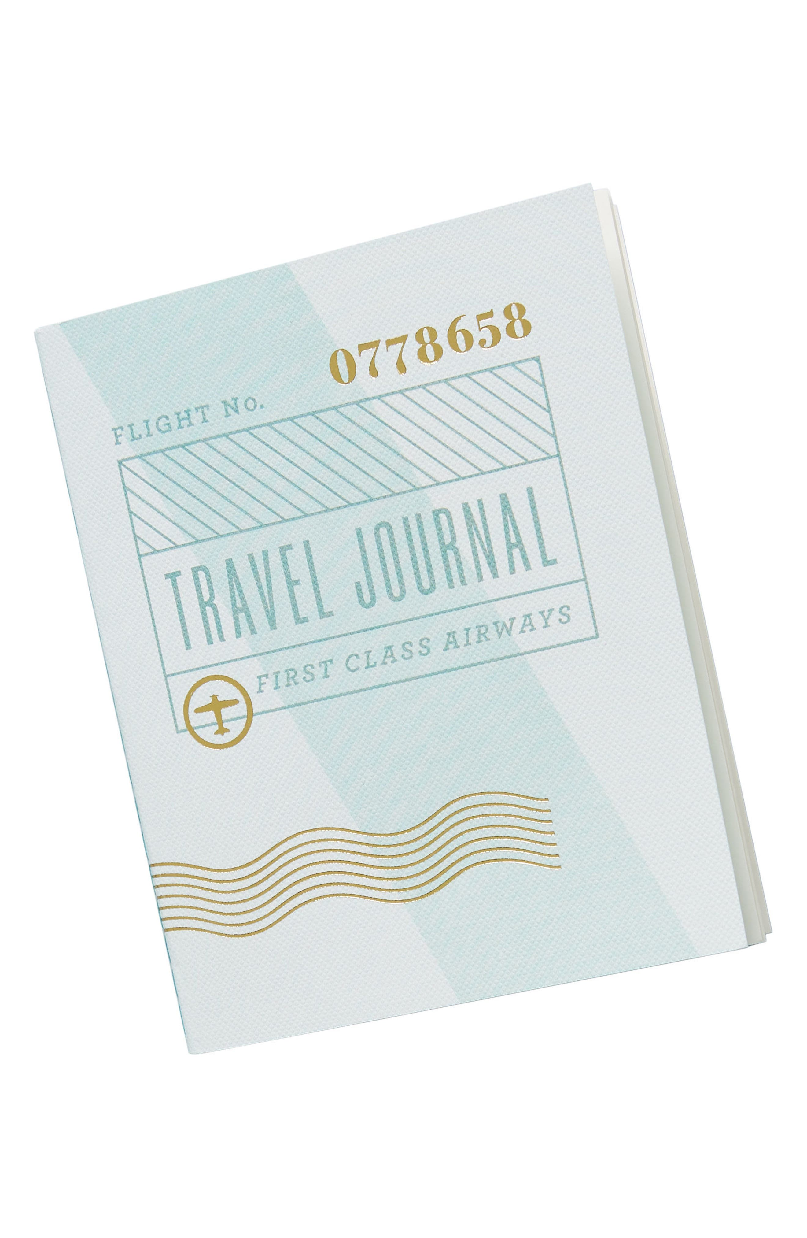 Locale Travel Journal,                             Alternate thumbnail 4, color,                             MINT