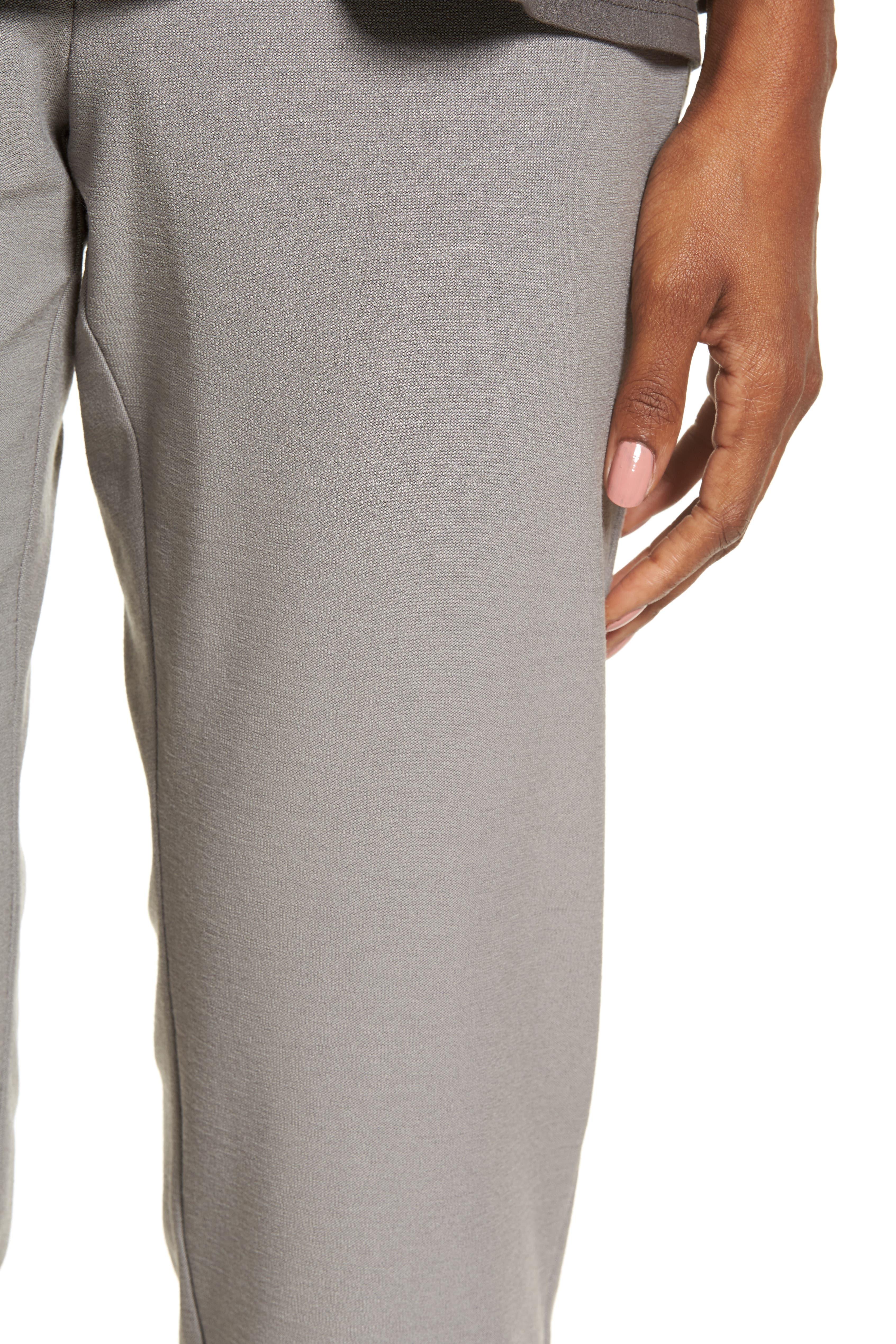 Stretch Crepe Slim Ankle Pants,                             Alternate thumbnail 105, color,