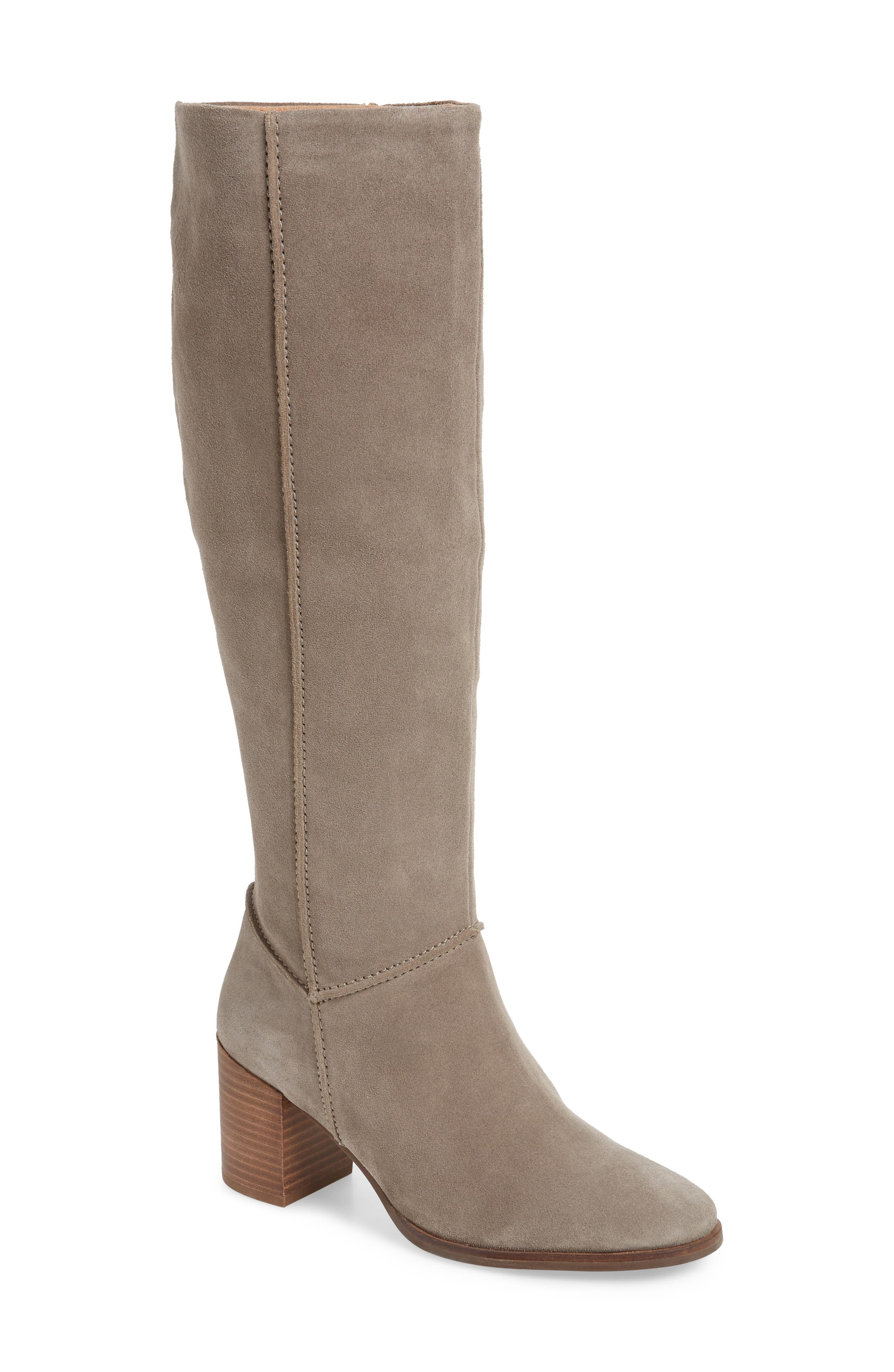 Seychelles Holloway Knee High Boot, Brown