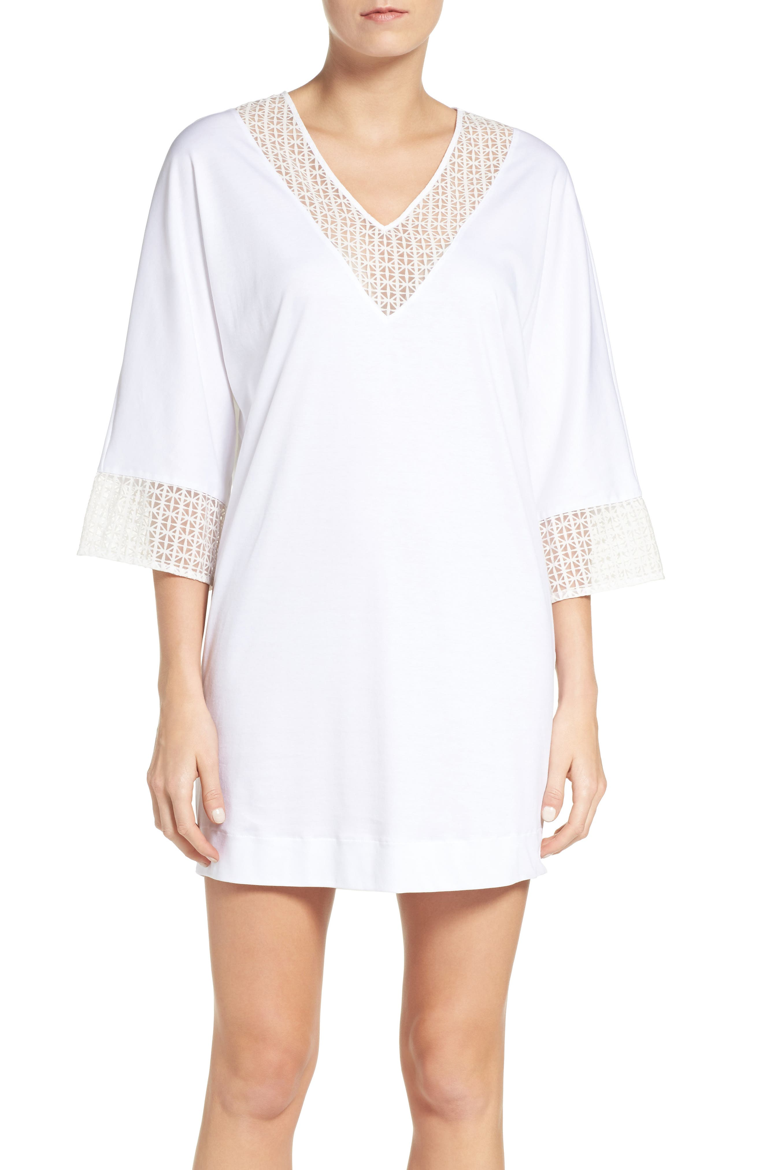 Mathilde Sleep Shirt,                         Main,                         color,