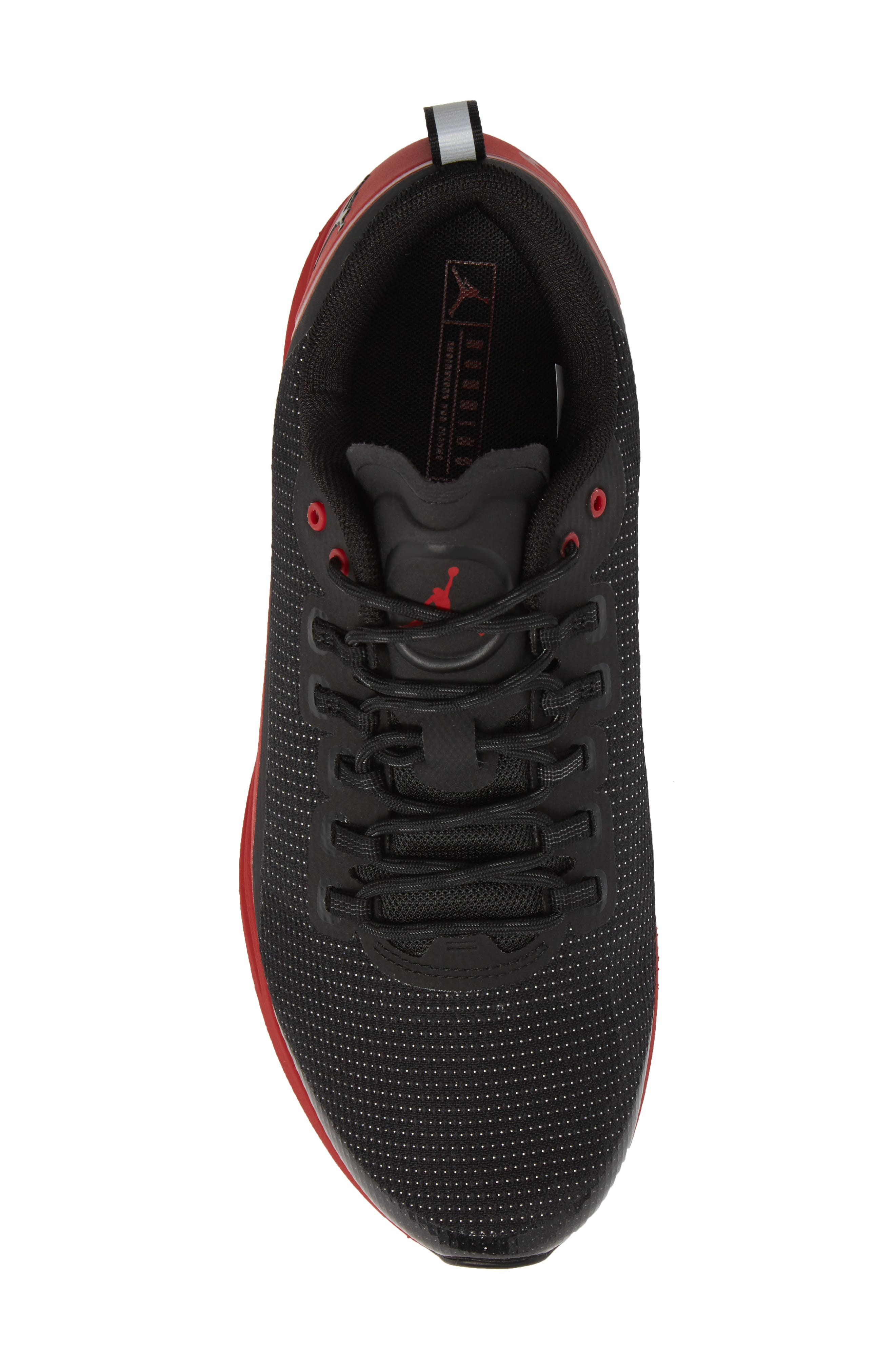Jordan Zoom Tenacity Running Shoe,                             Alternate thumbnail 5, color,                             001